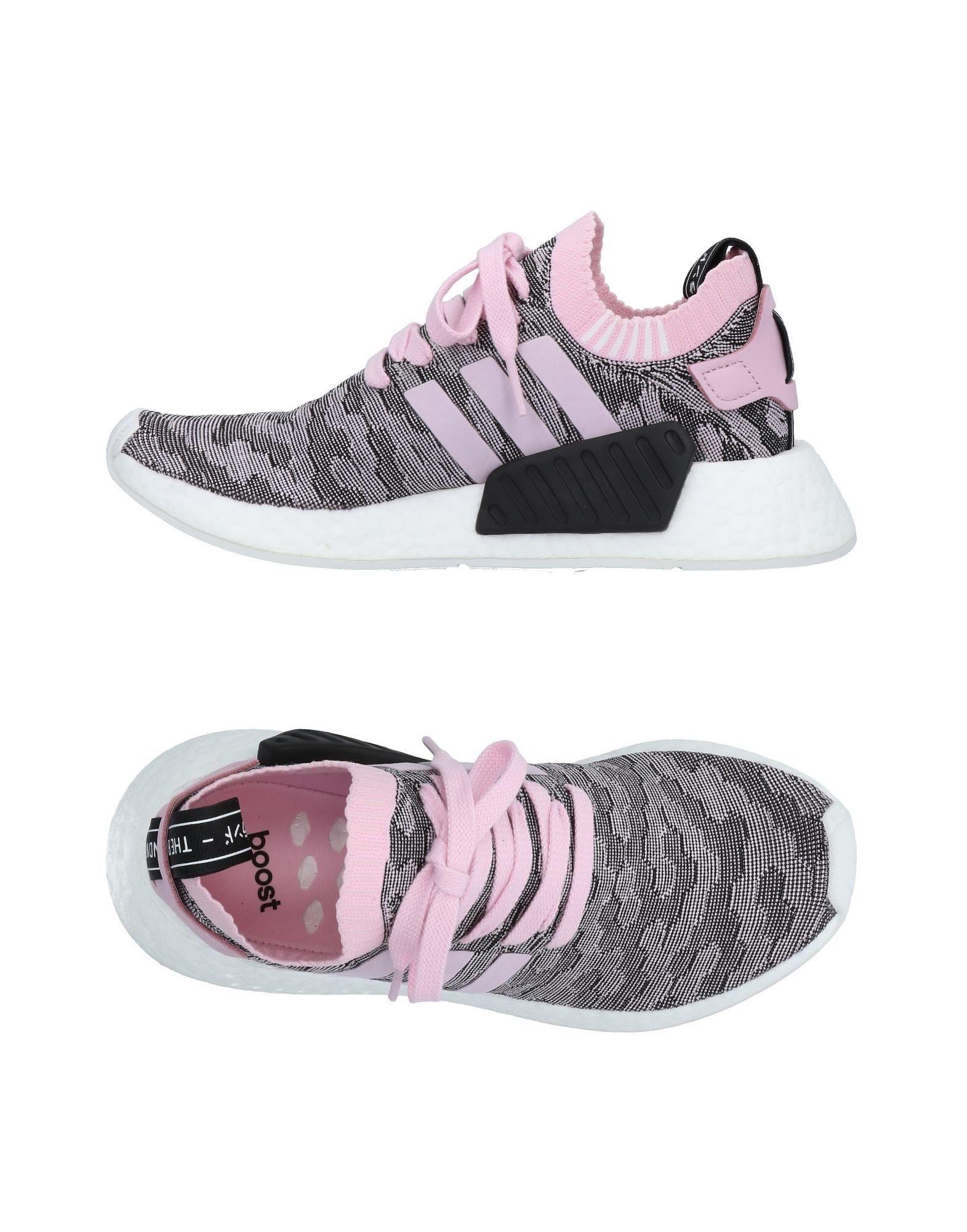 Gut um billige Schuhe zu tragenAdidas Sneakers Damen  11485787BK