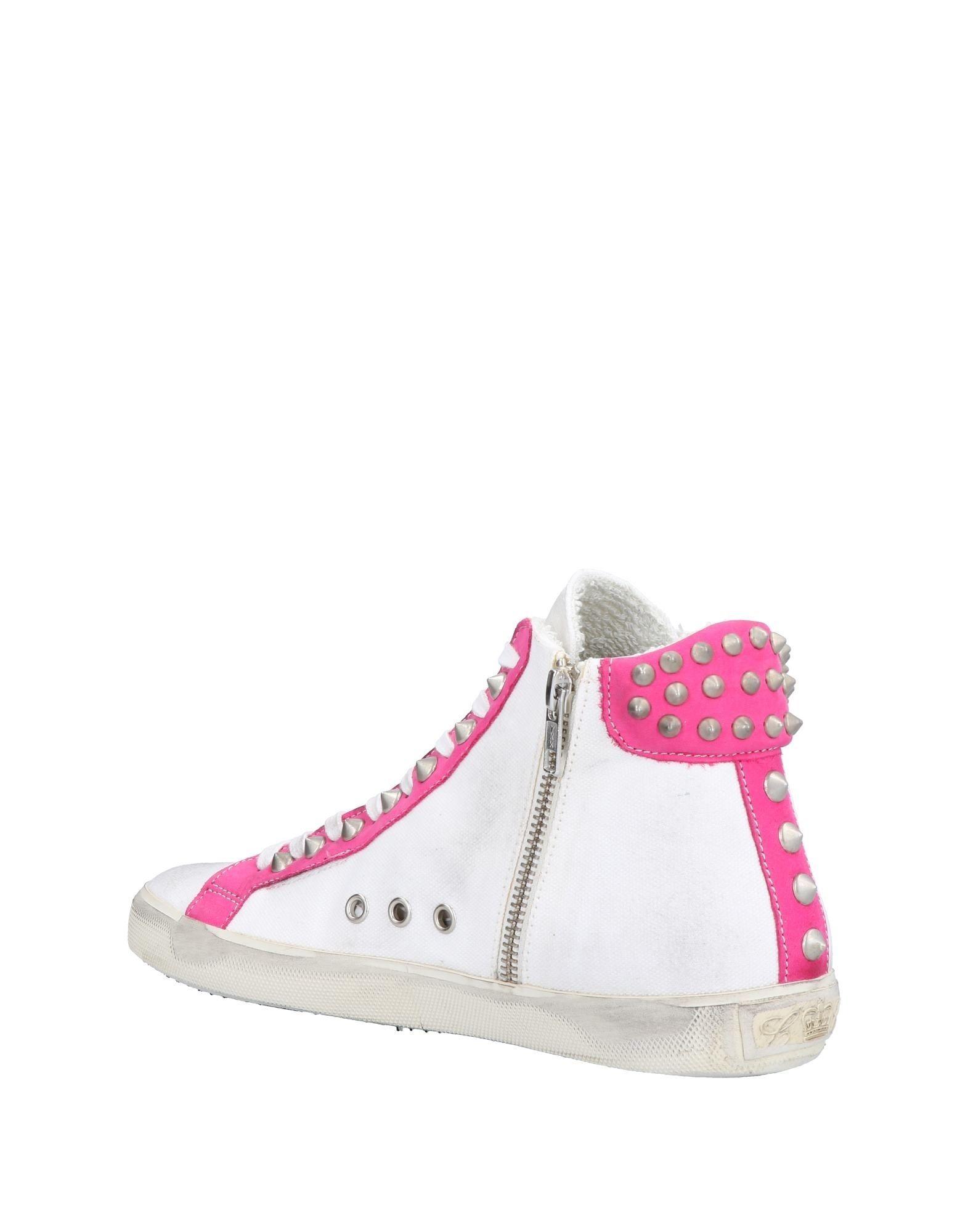 Gut Crown um billige Schuhe zu tragenLeather Crown Gut Sneakers Damen  11485827XT 467384