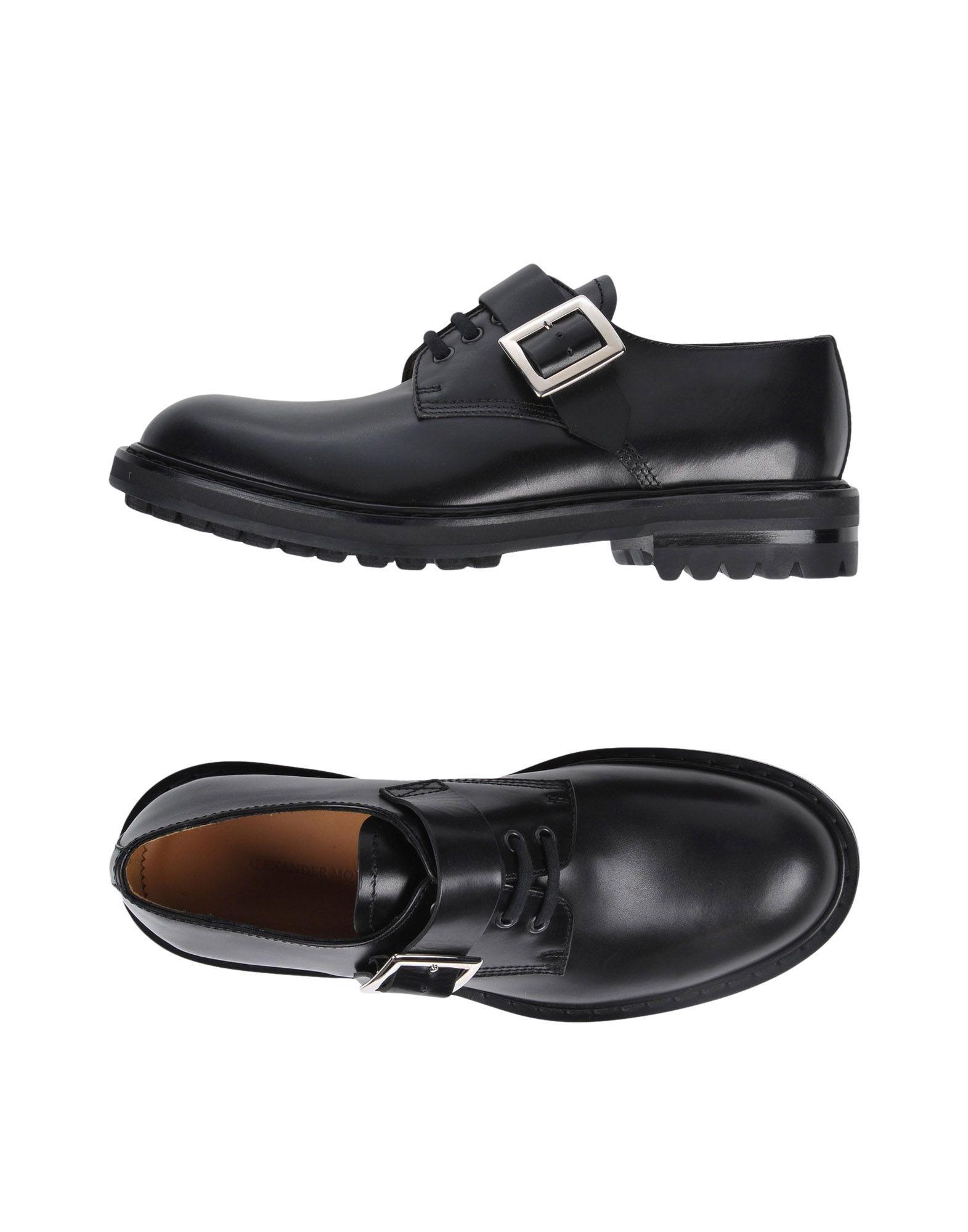 Alexander Mcqueen Schnürschuhe Herren  11485856XS Gute Qualität beliebte Schuhe