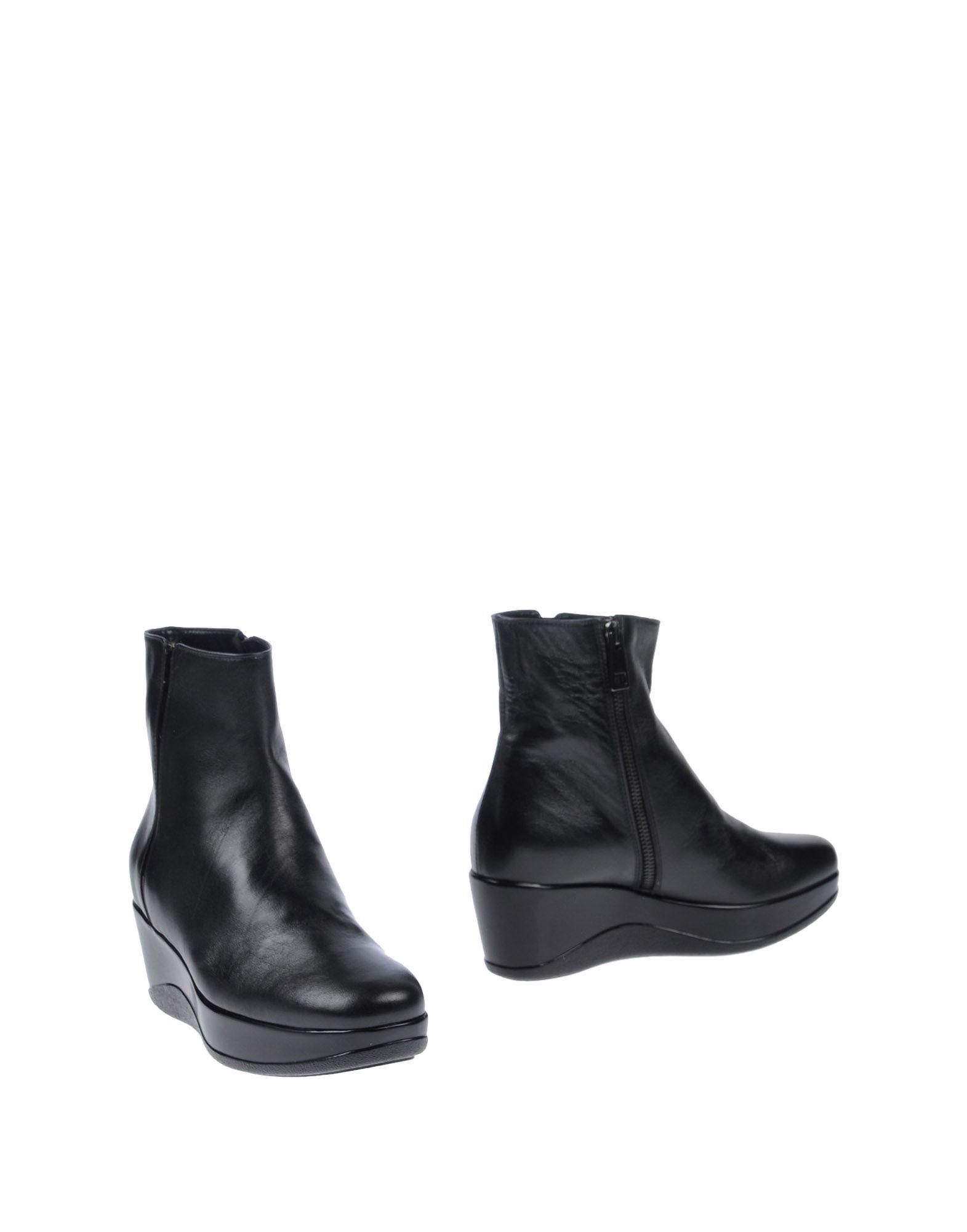 Gut um billige Schuhe zu tragenLe Marinē Stiefelette Damen  11485923KQ