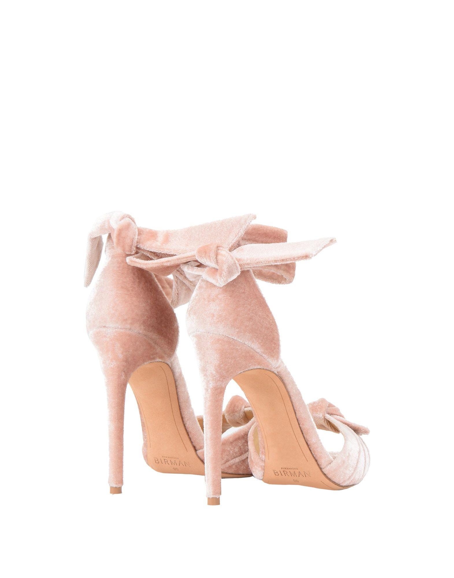 Rabatt Schuhe Birman Alexandre Birman Schuhe Sandalen Damen 11485982CH 66a252