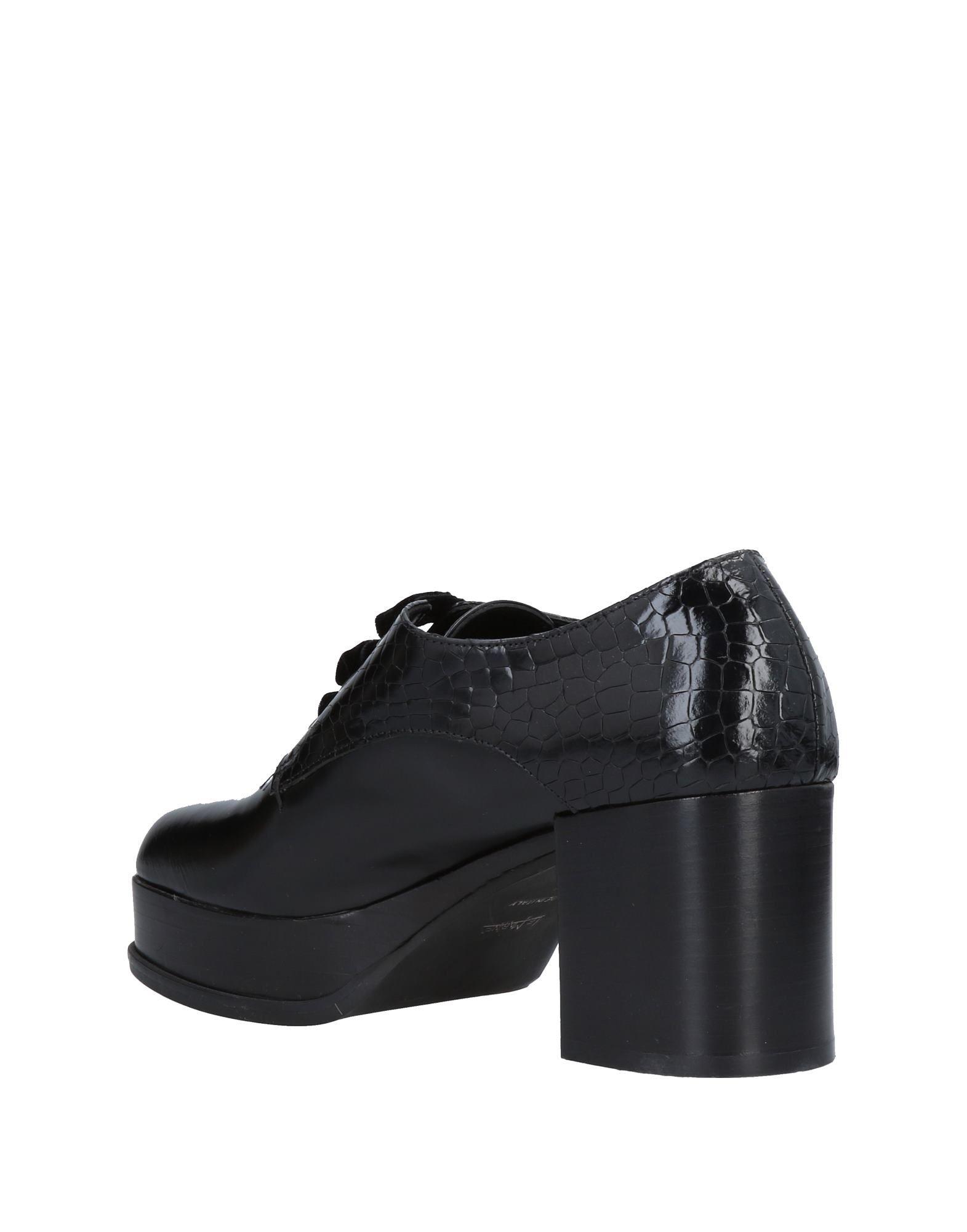 Gut Marinē um billige Schuhe zu tragenLe Marinē Gut Schnürschuhe Damen  11486006MM 6b27cc