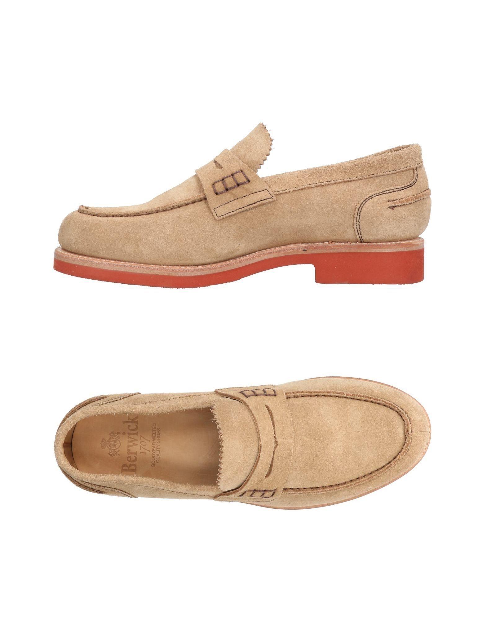 Rabatt echte Schuhe Berwick   1707 Mokassins Herren  Berwick 11486025HK d96cb5