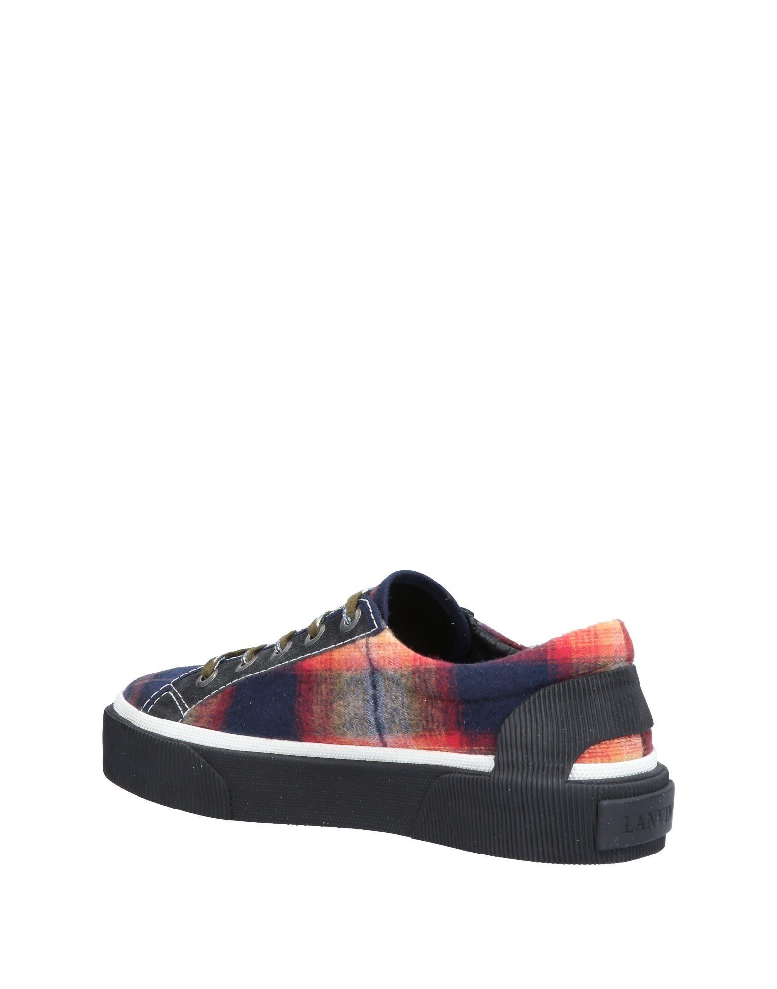 Lanvin Sneakers Herren  11486040VR Gute Qualität beliebte Schuhe