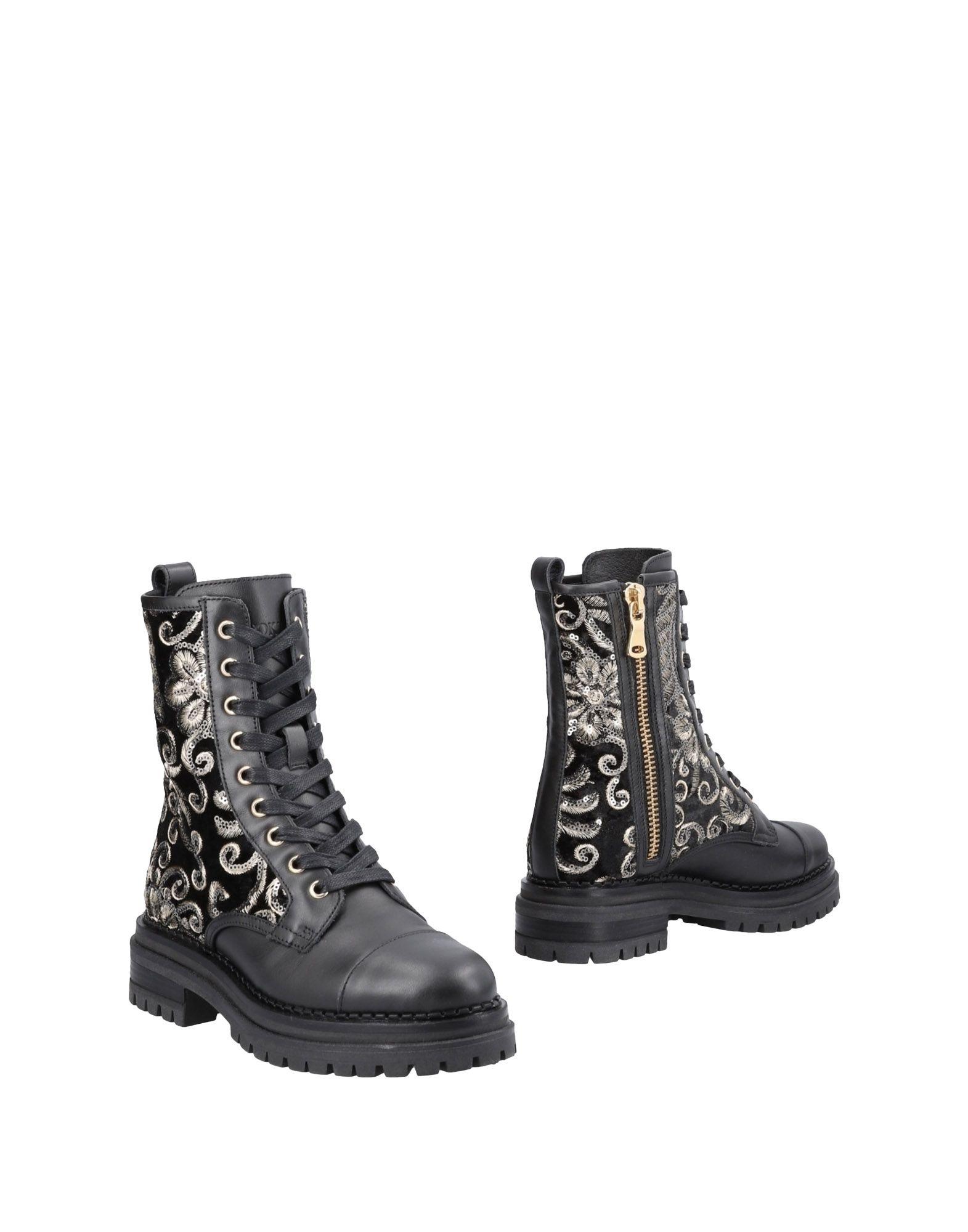 Stilvolle billige Schuhe Stokton Stiefelette Damen  11486066AD