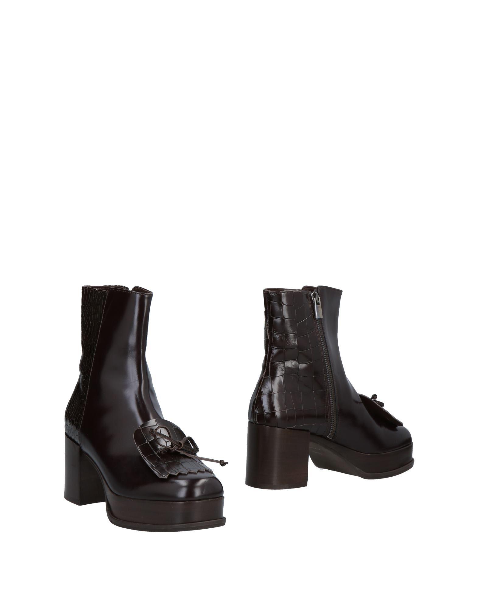 Le Damen Marinē Stiefelette Damen Le  11486125XJ Neue Schuhe d06948