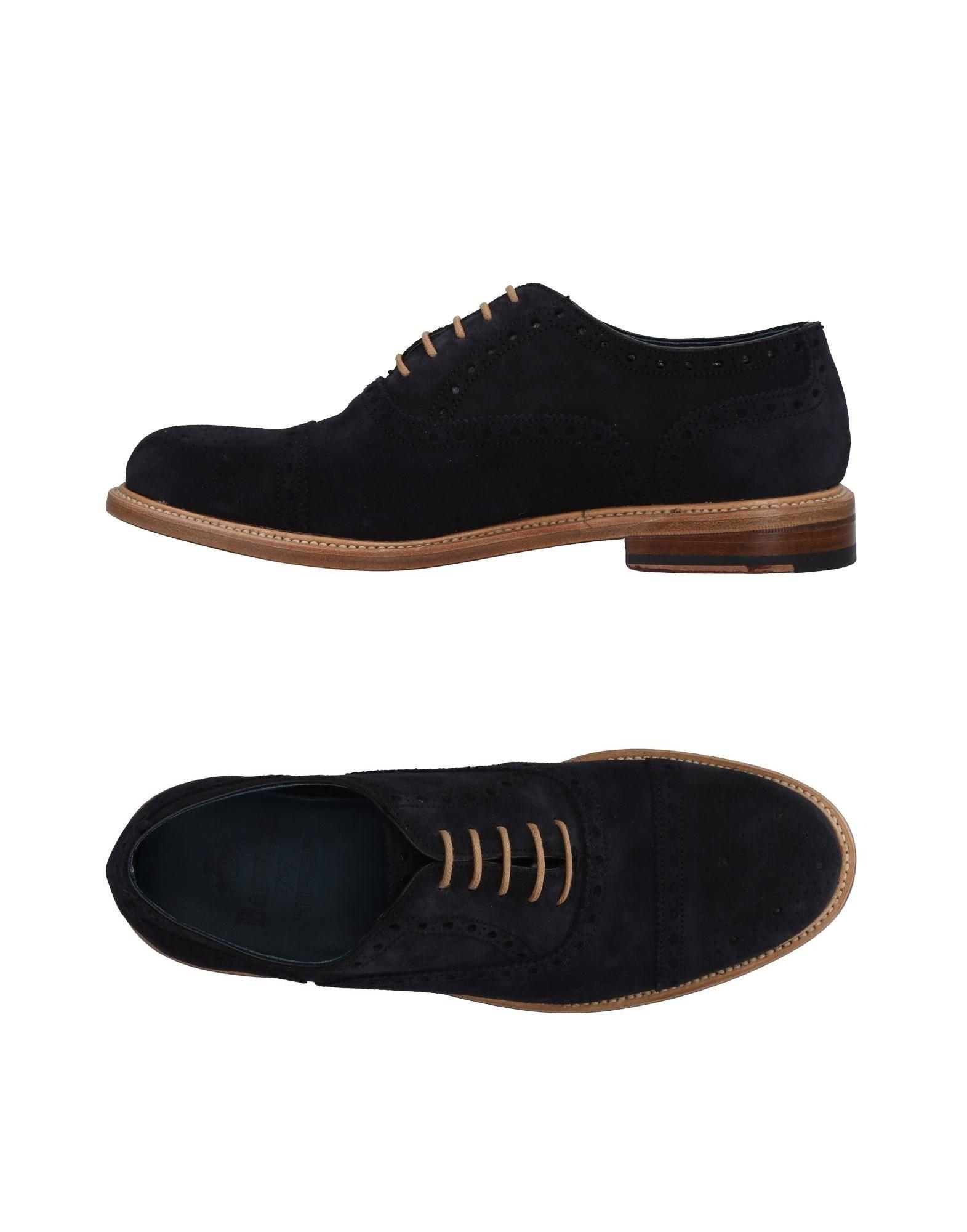 Rabatt echte Schuhe Berwick  1707 Schnürschuhe Herren  11486134KV