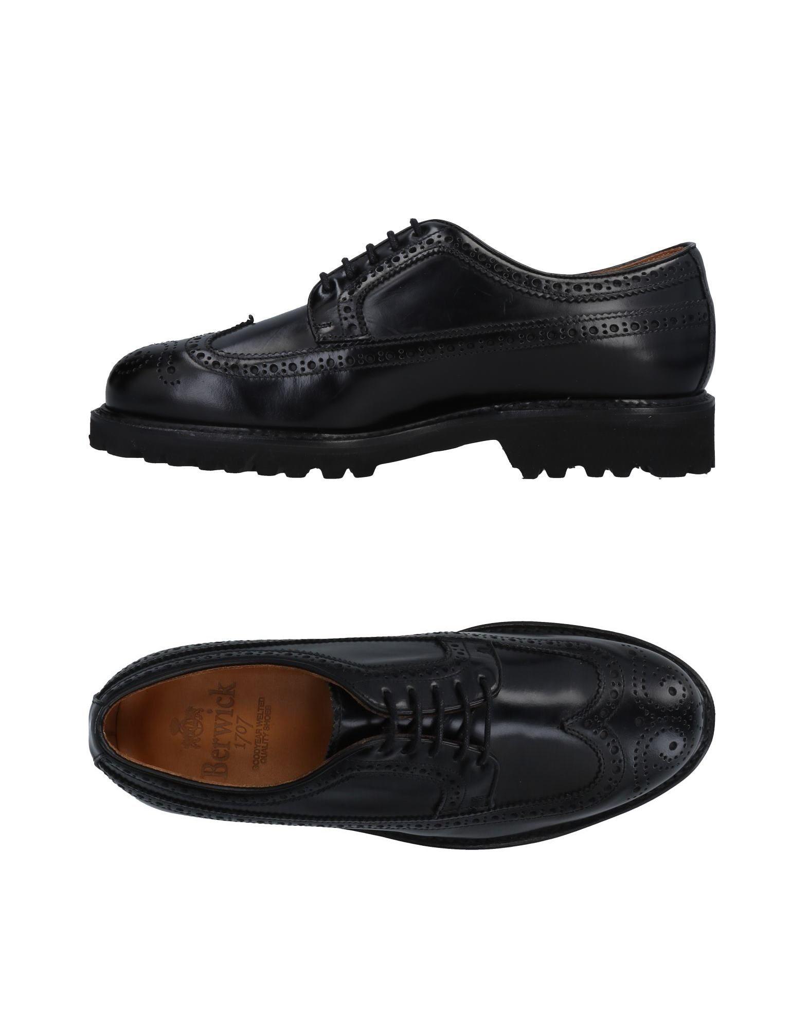 Berwick  1707 11486141CJ Schnürschuhe Herren  11486141CJ 1707 Neue Schuhe cbc493