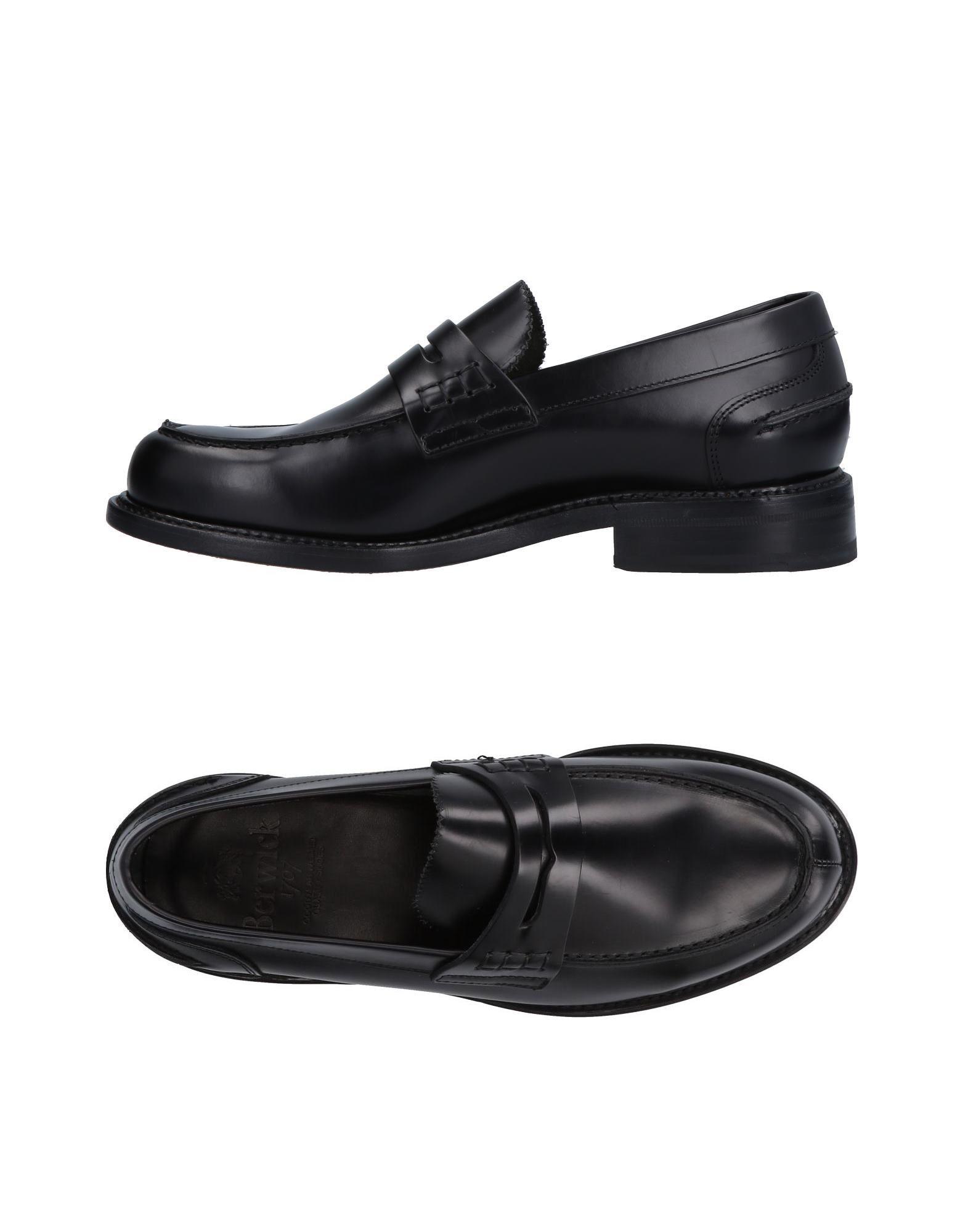 Rabatt echte Schuhe Berwick  1707 Mokassins Herren  11486156PN
