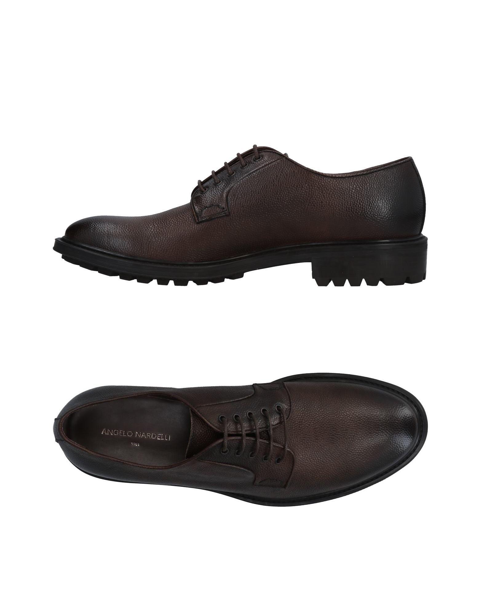 Rabatt echte Schuhe Angelo 11486157AE Nardelli Schnürschuhe Herren  11486157AE Angelo b54e7d