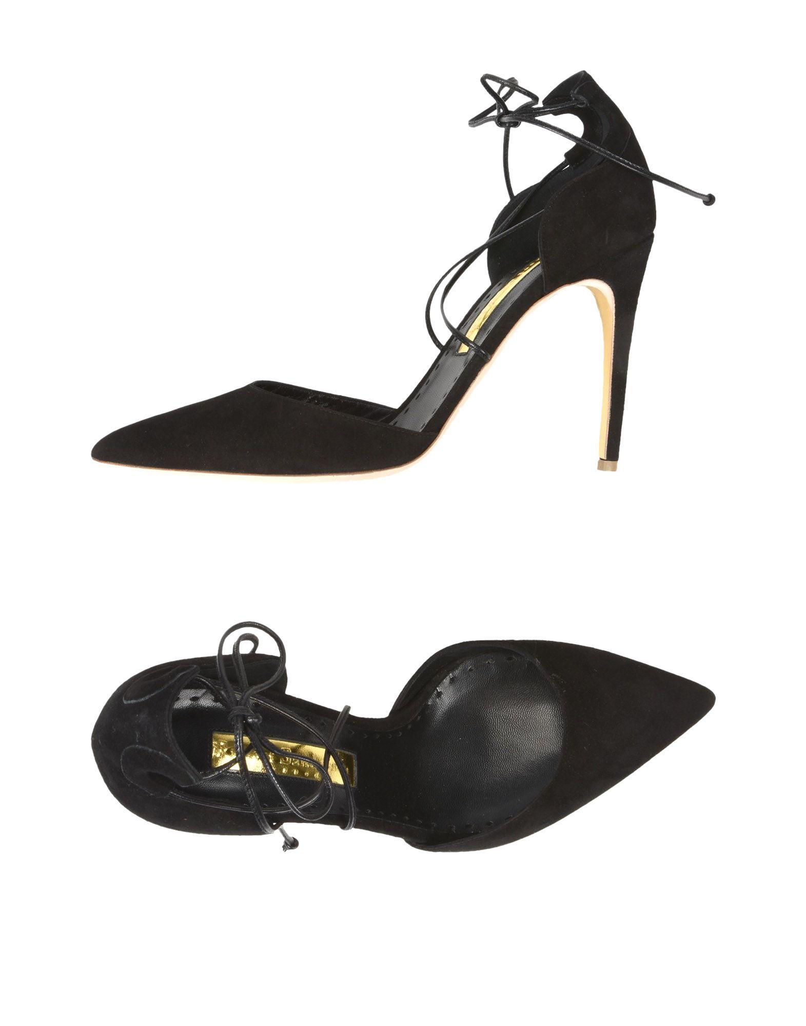 Rupert 11486237JGGut Sanderson Pumps Damen  11486237JGGut Rupert aussehende strapazierfähige Schuhe 47507d