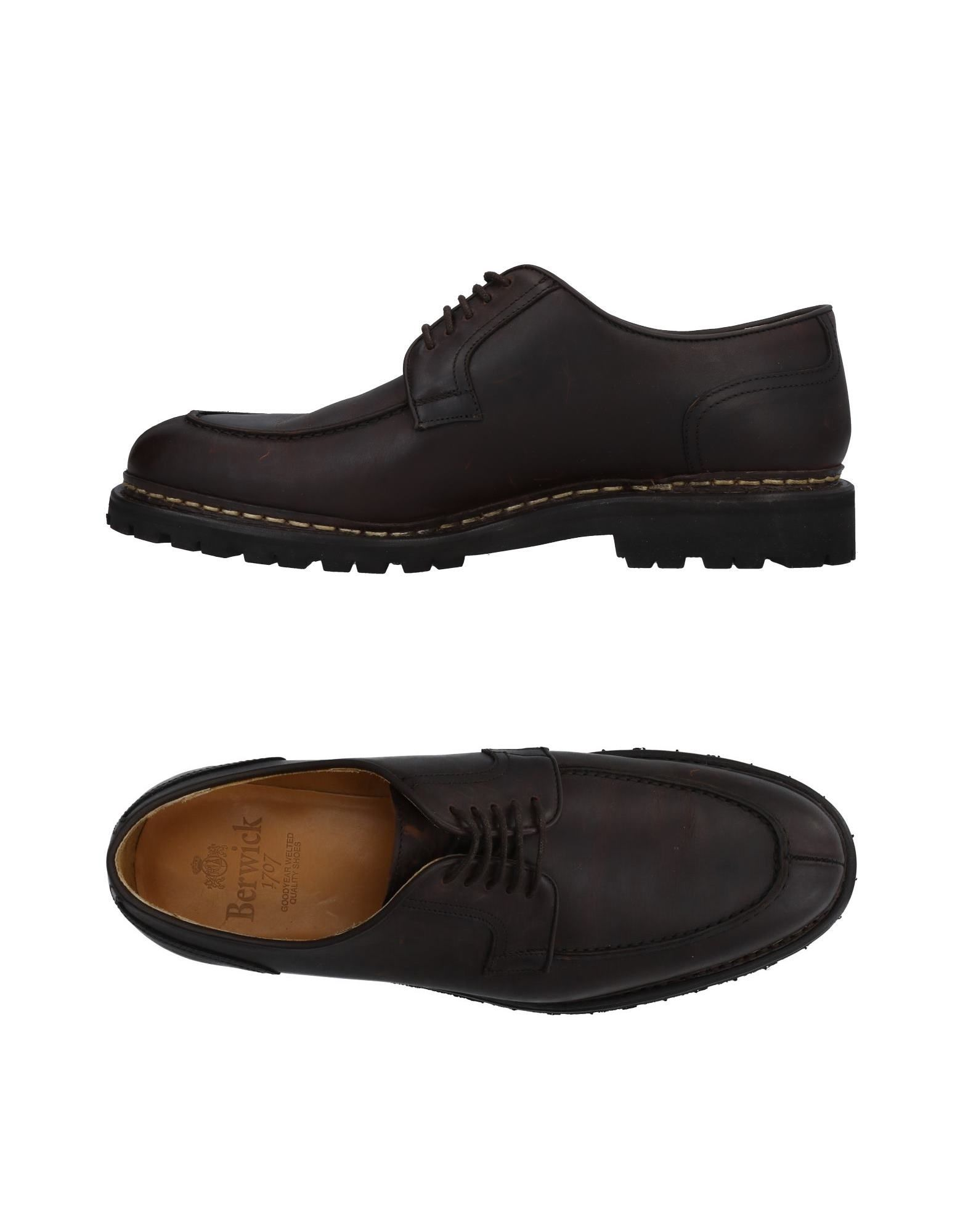 Rabatt echte Schuhe Berwick  1707 Schnürschuhe Herren   Herren 11486257VM 2b0f5a