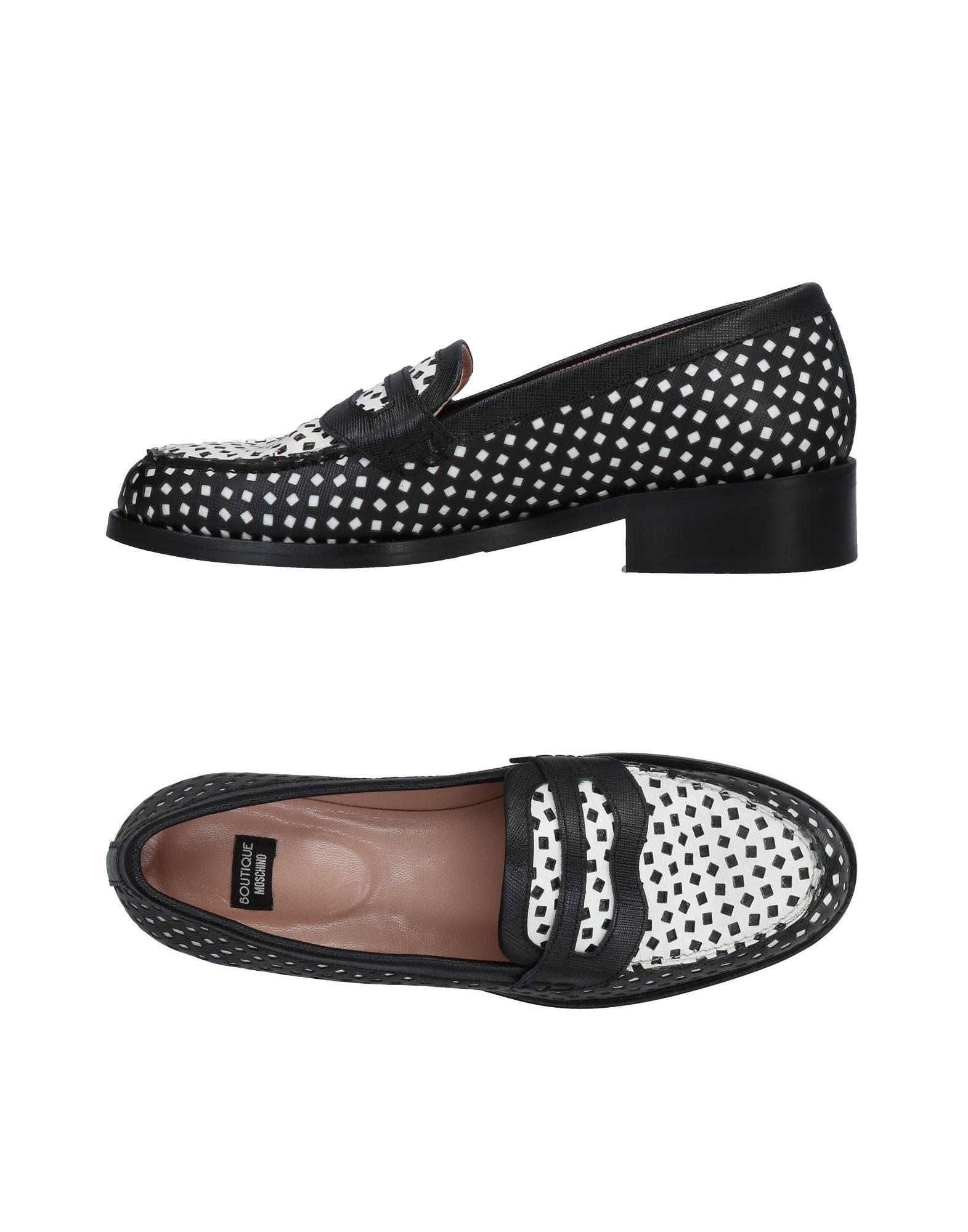 Boutique Moschino Mokassins Damen  11486259AG Neue Neue 11486259AG Schuhe d379da
