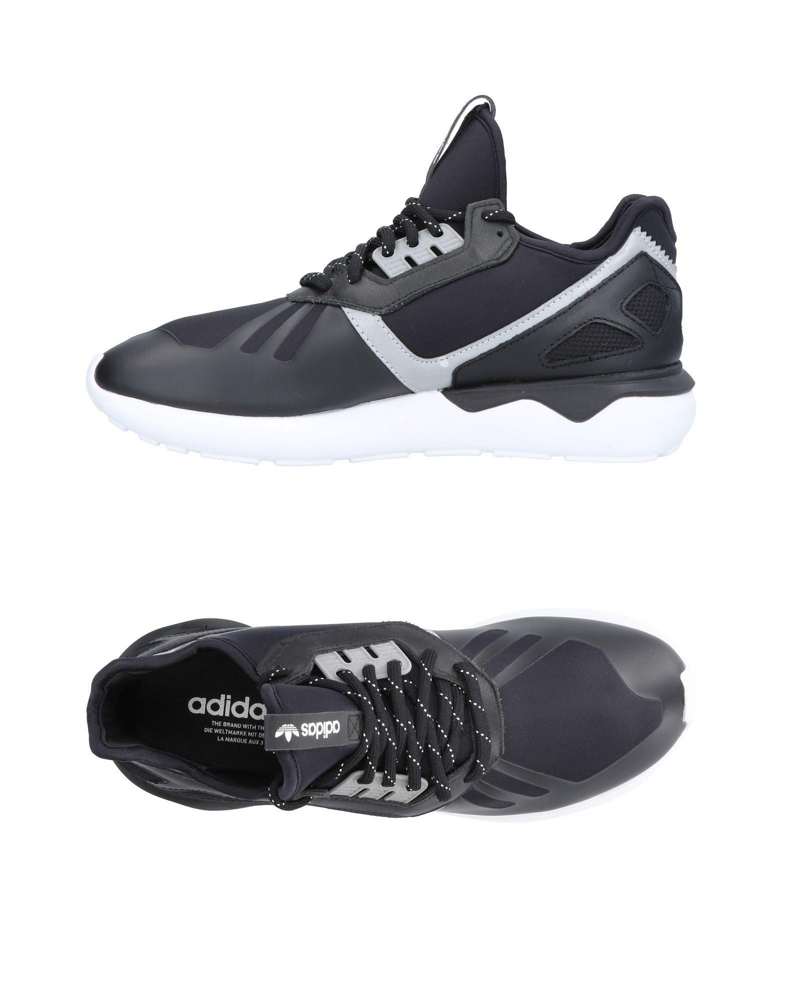 Rabatt echte Schuhe Adidas Sneakers Herren  11486261UD