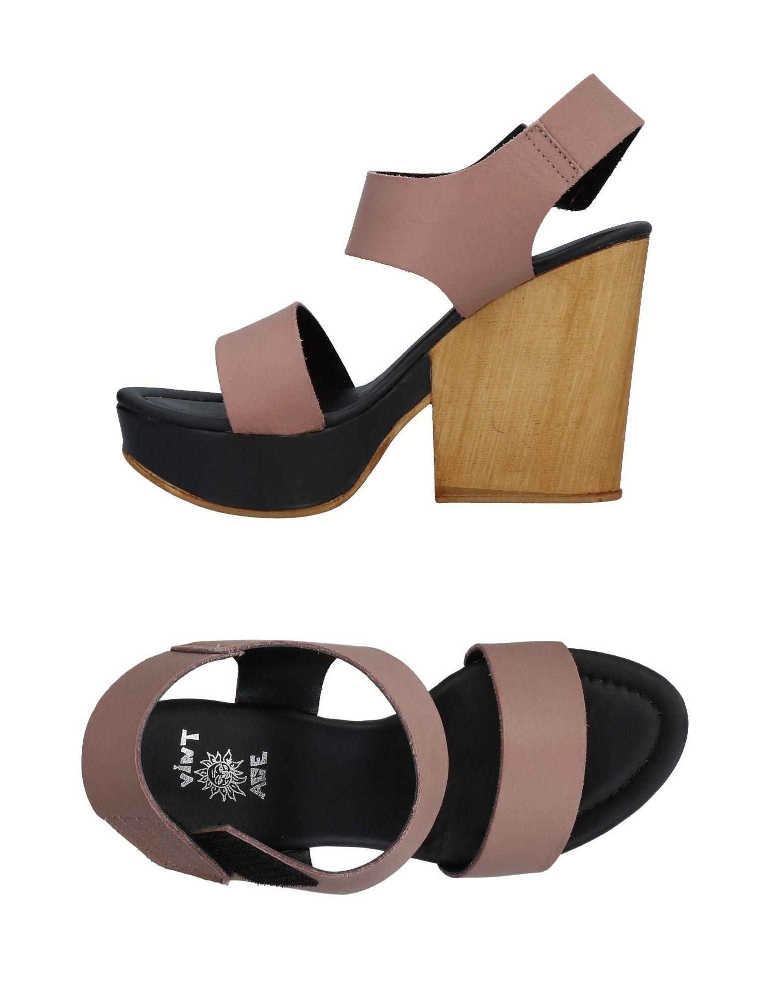 Vint Age Sandalen Damen  11486270XA Gute Qualität beliebte Schuhe