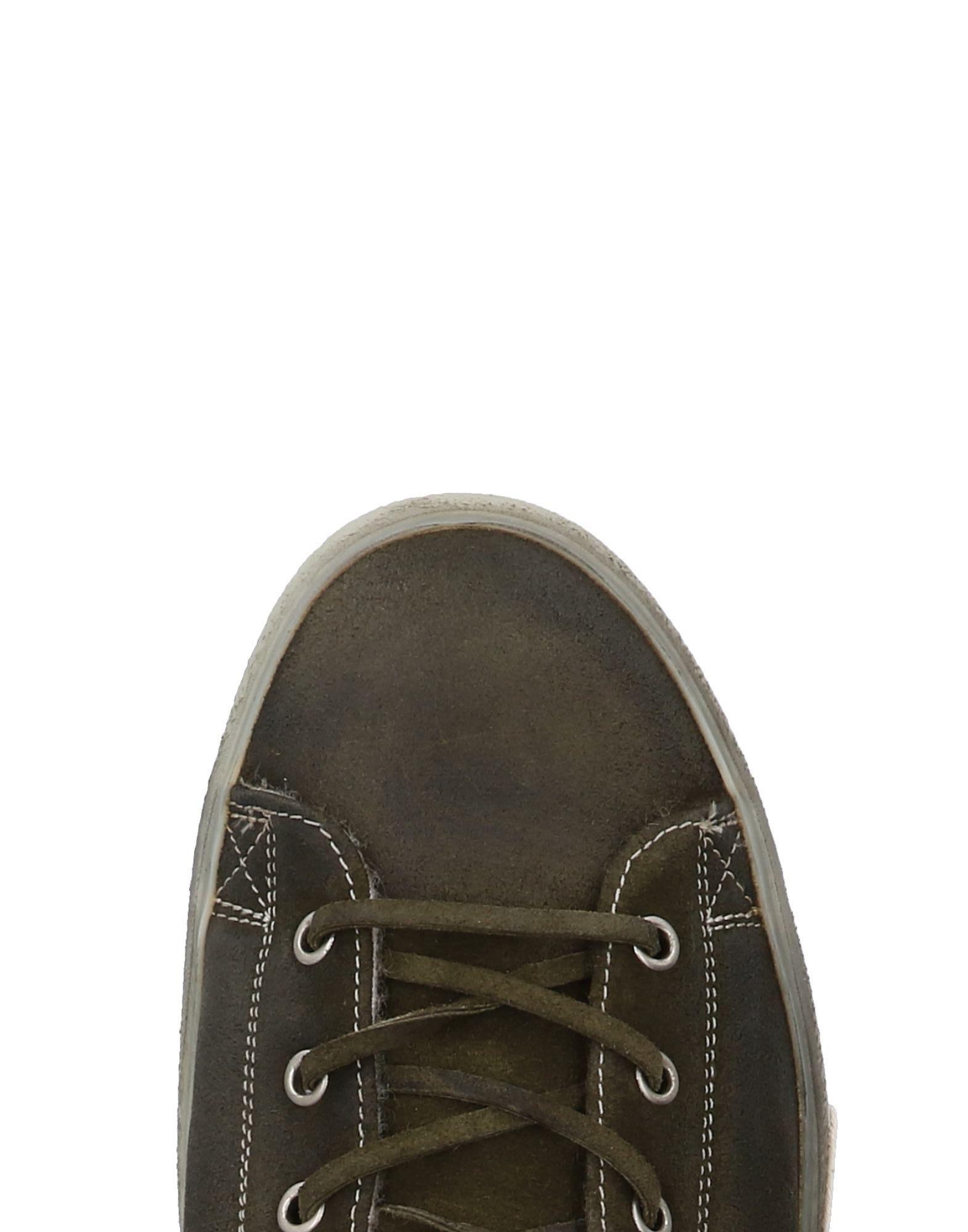 Rabatt Sneakers echte Schuhe Leather Crown Sneakers Rabatt Herren  11486367DG d1f772