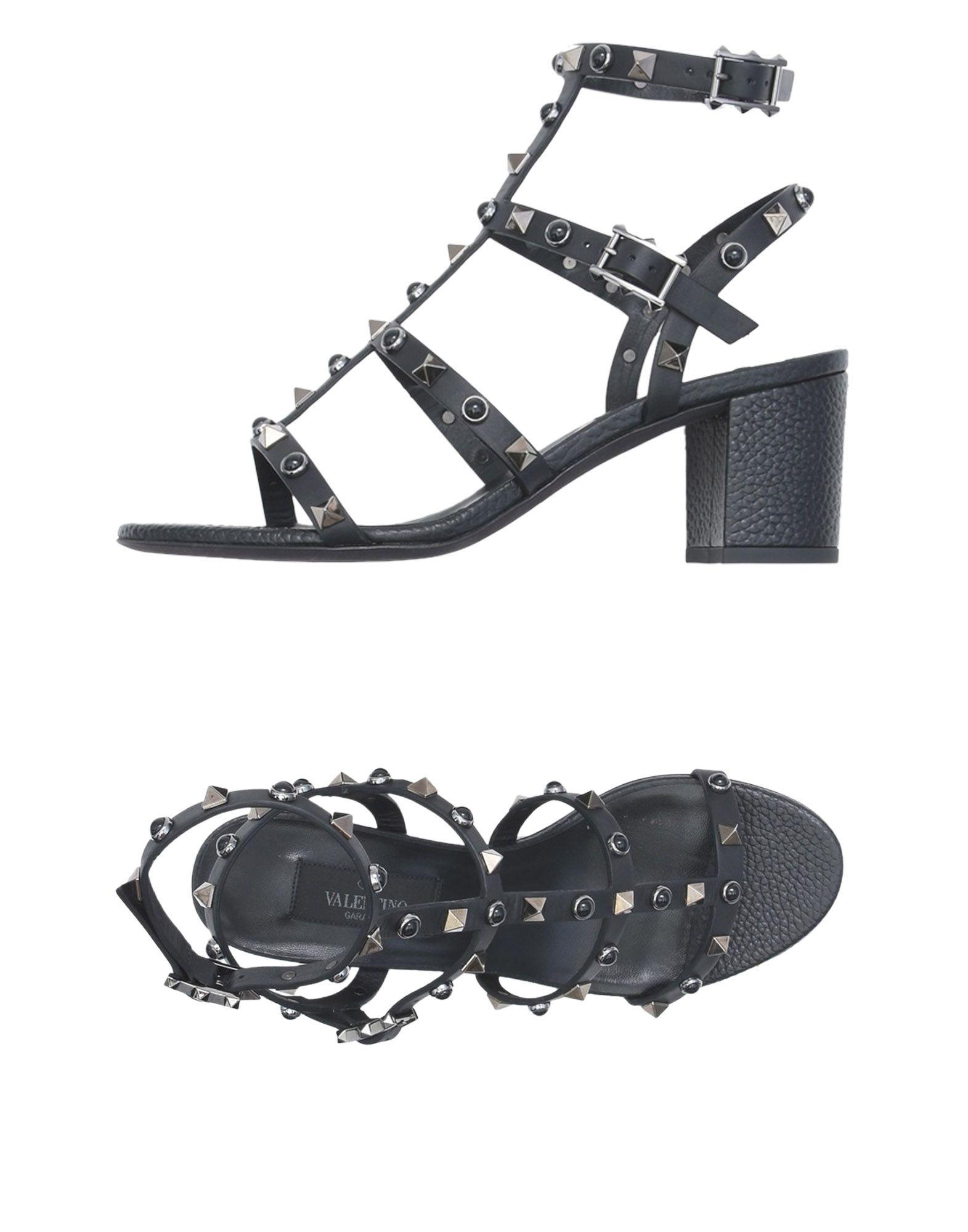 Valentino Garavani Sandals - Women Valentino Garavani Sandals - online on  Canada - Sandals 11486380FM 342c34