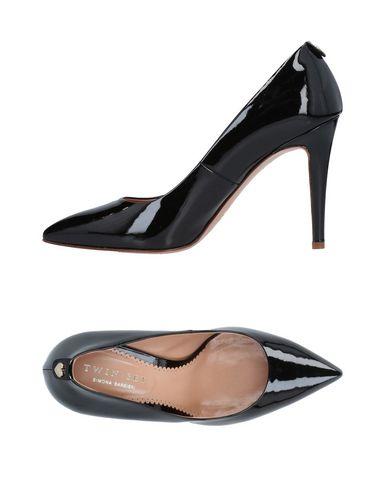 Los últimos zapatos de descuento para hombres y Twin-Set mujeres Zapato De Salón Twin-Set y Simona Barbieri Mujer - Salones Twin-Set Simona Barbieri - 11486388LB Negro 84e3d6