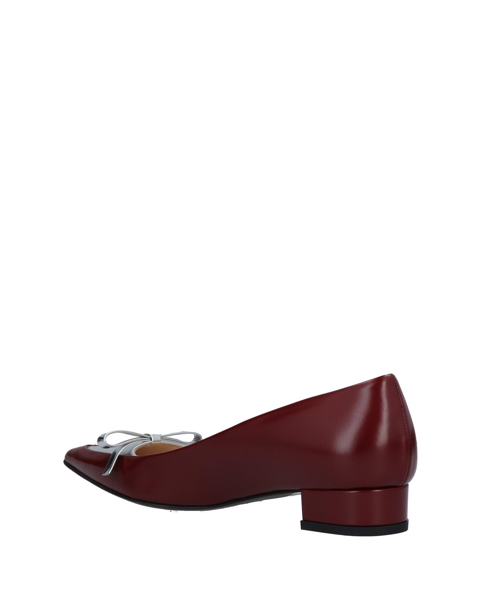 Rabatt Schuhe N° 21 Ballerinas Ballerinas Ballerinas Damen  11486392NN d8b428