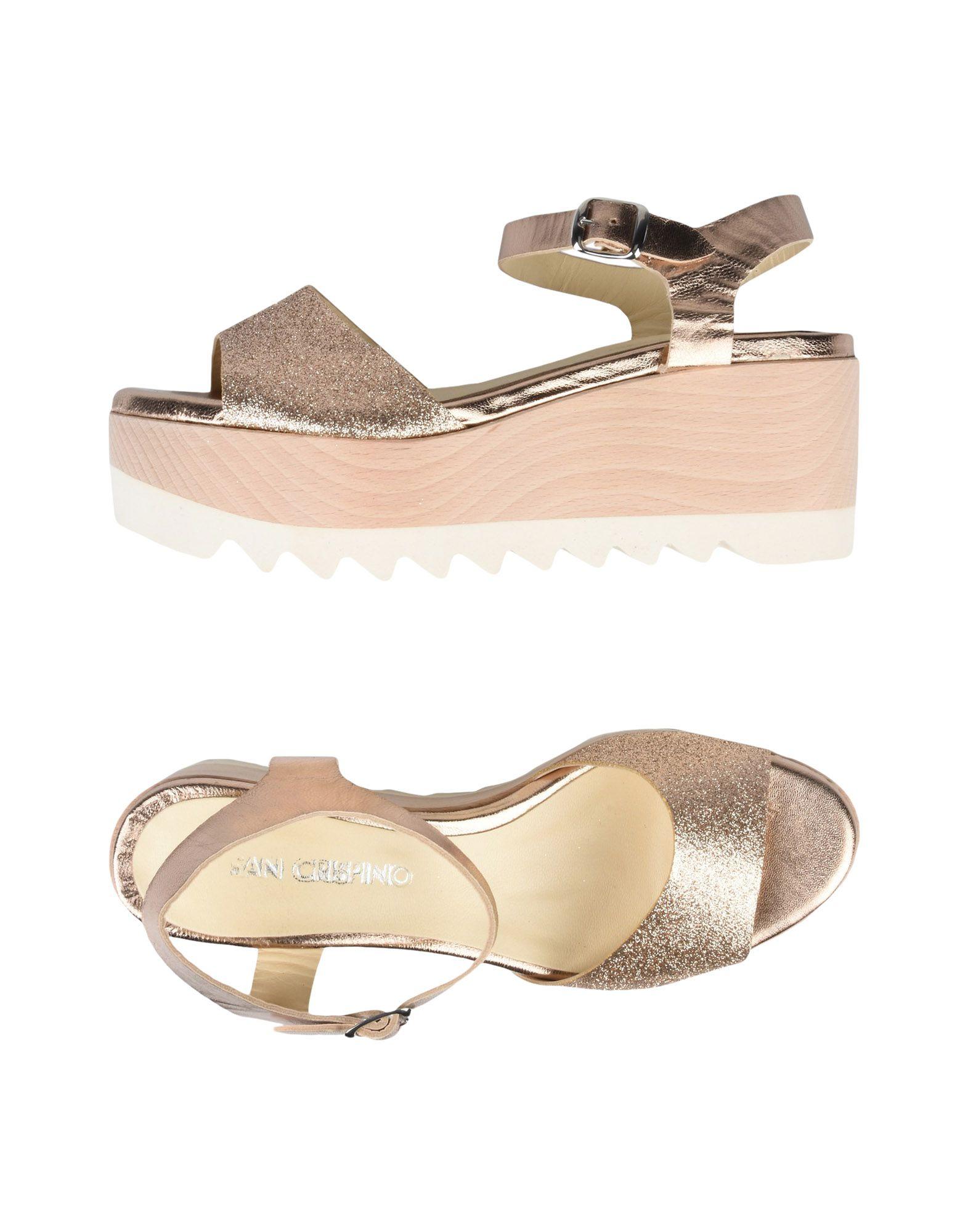 San Crispino Sandalen Damen  11486397FX Gute Qualität beliebte Schuhe