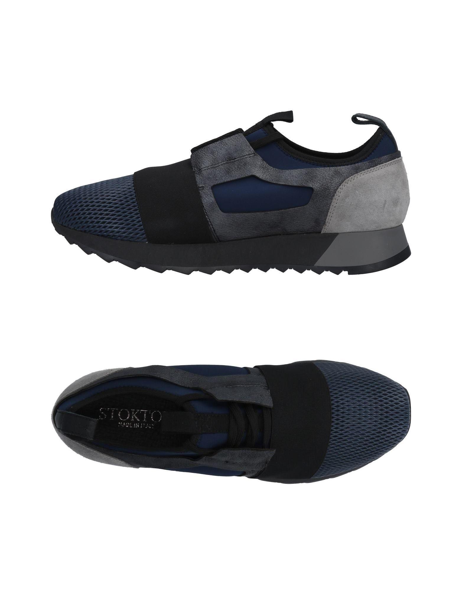 Rabatt echte Schuhe Stokton Sneakers Herren  11486400HQ
