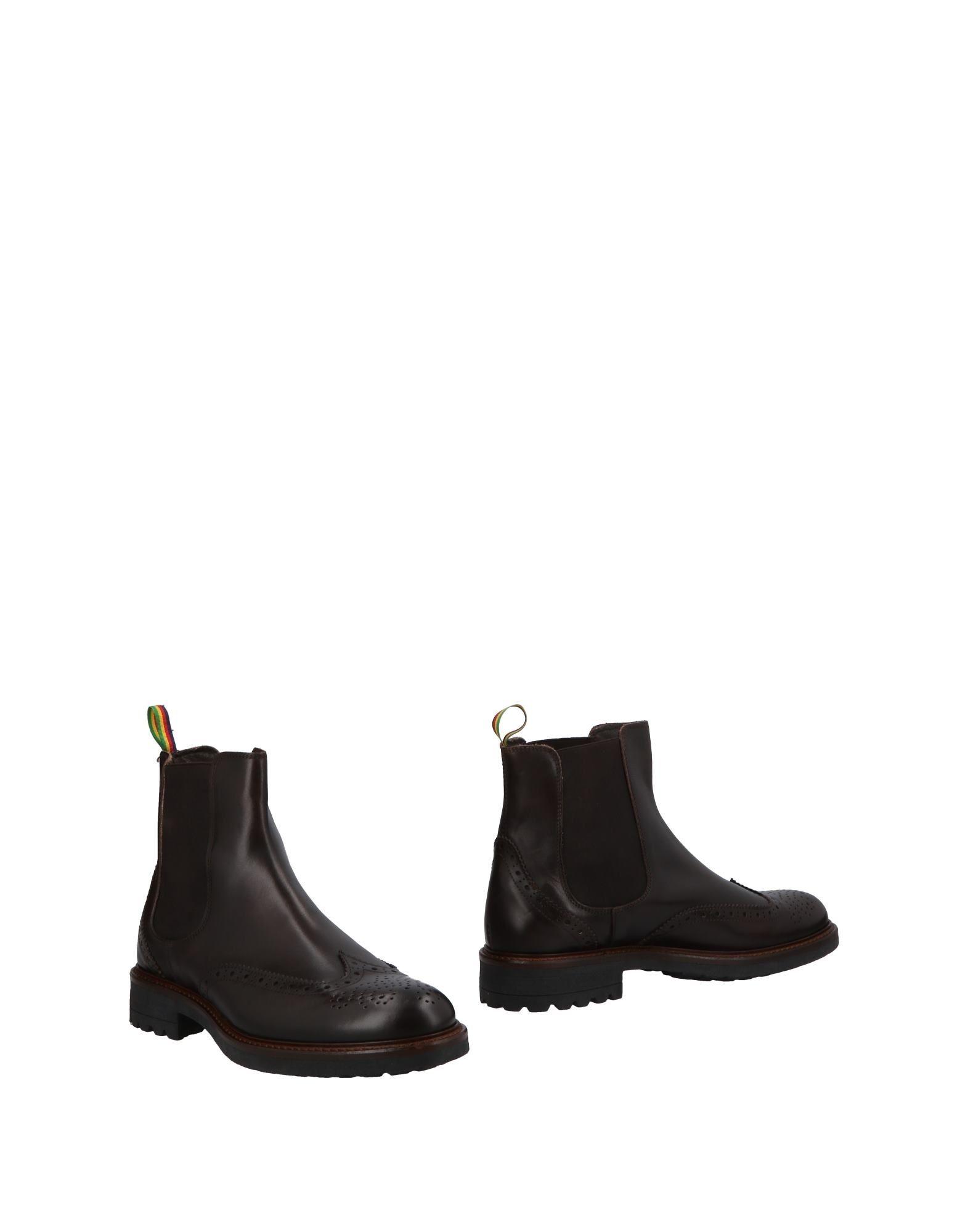 Rabatt echte Schuhe Manuel Ritz Stiefelette Herren  11486429VT