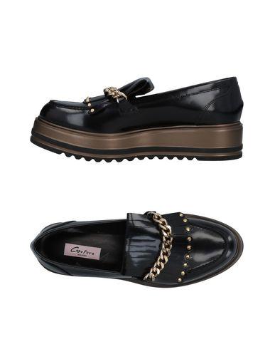 Zapatos casuales salvajes Mocasín Couture Mujer - Negro Mocasines Couture - 11486455KU Negro - 65e565