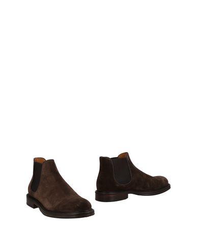 Zapatos con - descuento Botín Doucal's Hombre - con Botines Doucal's - 11486500OD Café 209420