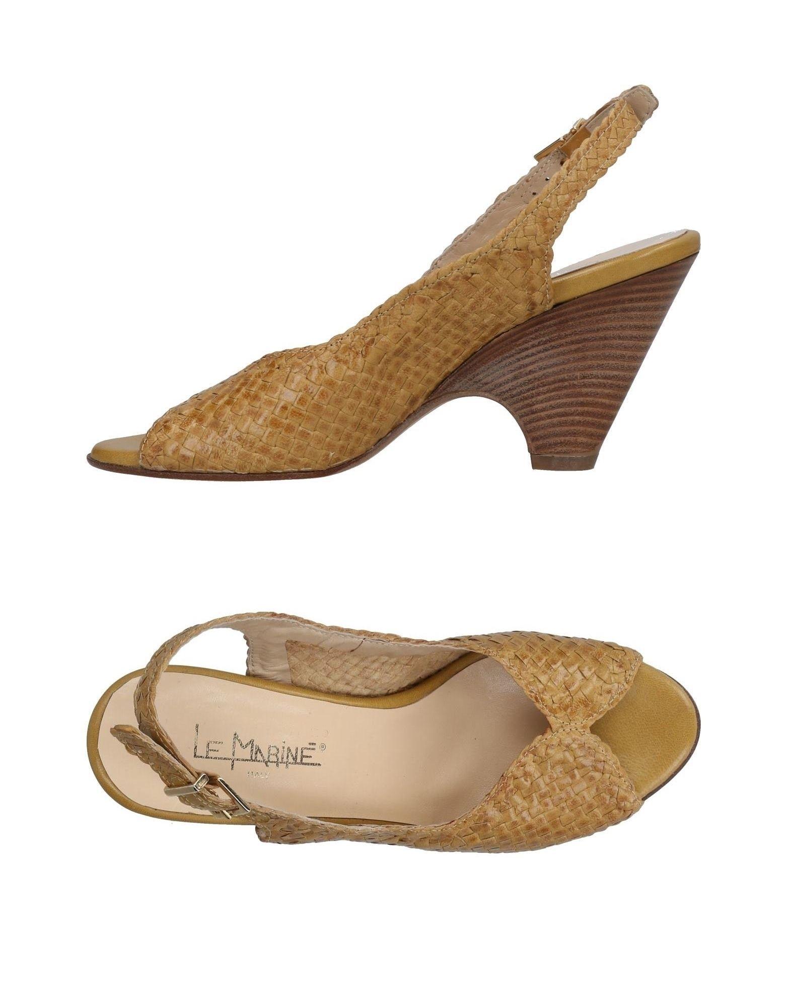 Gut um billige Schuhe zu tragenLe 11486538WD Marinē Sandalen Damen  11486538WD tragenLe 4f125d