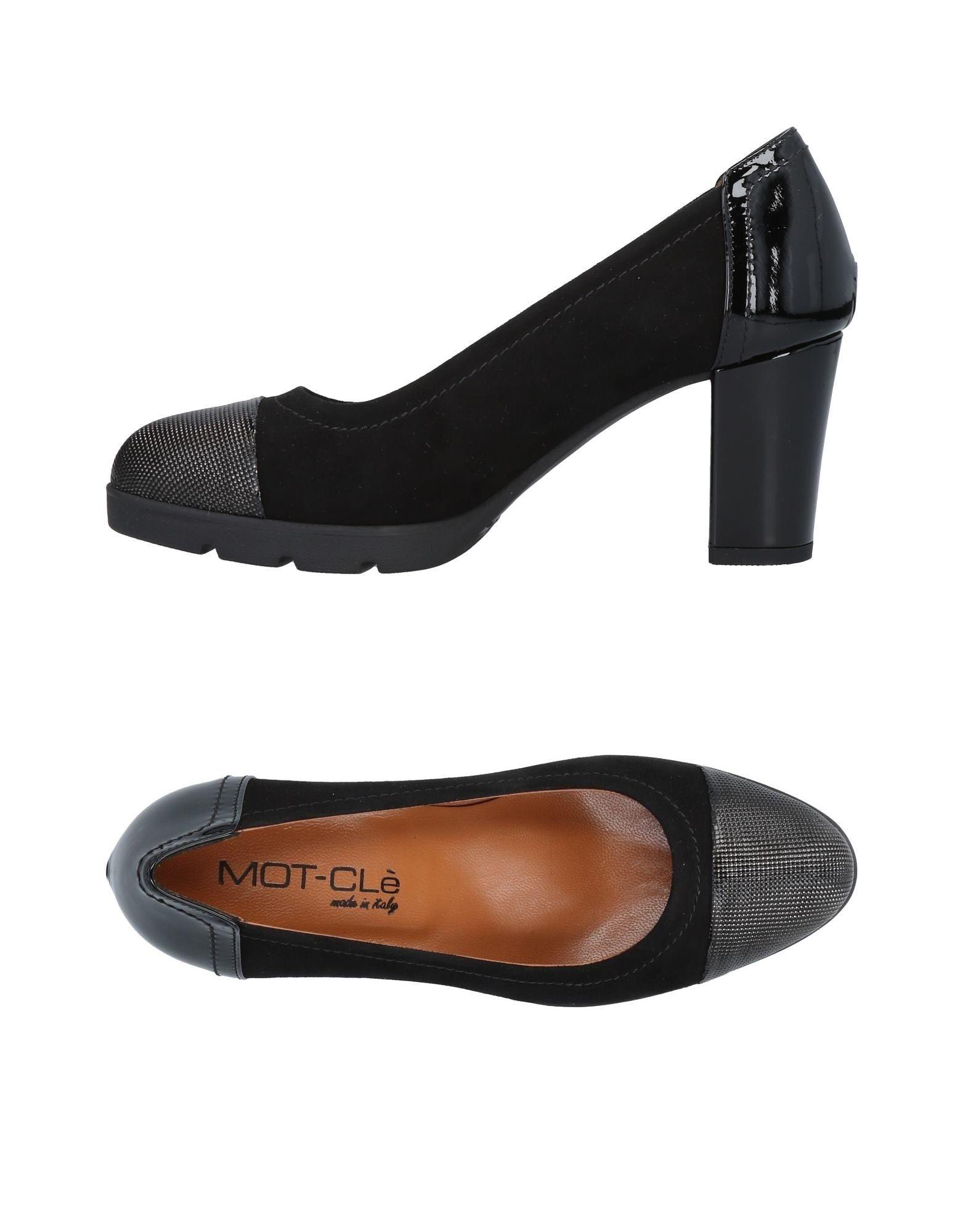 Moda barata y Salón hermosa Zapato De Salón y Mot-Clè Mujer - Salones Mot-Clè  Negro 1ad6f4
