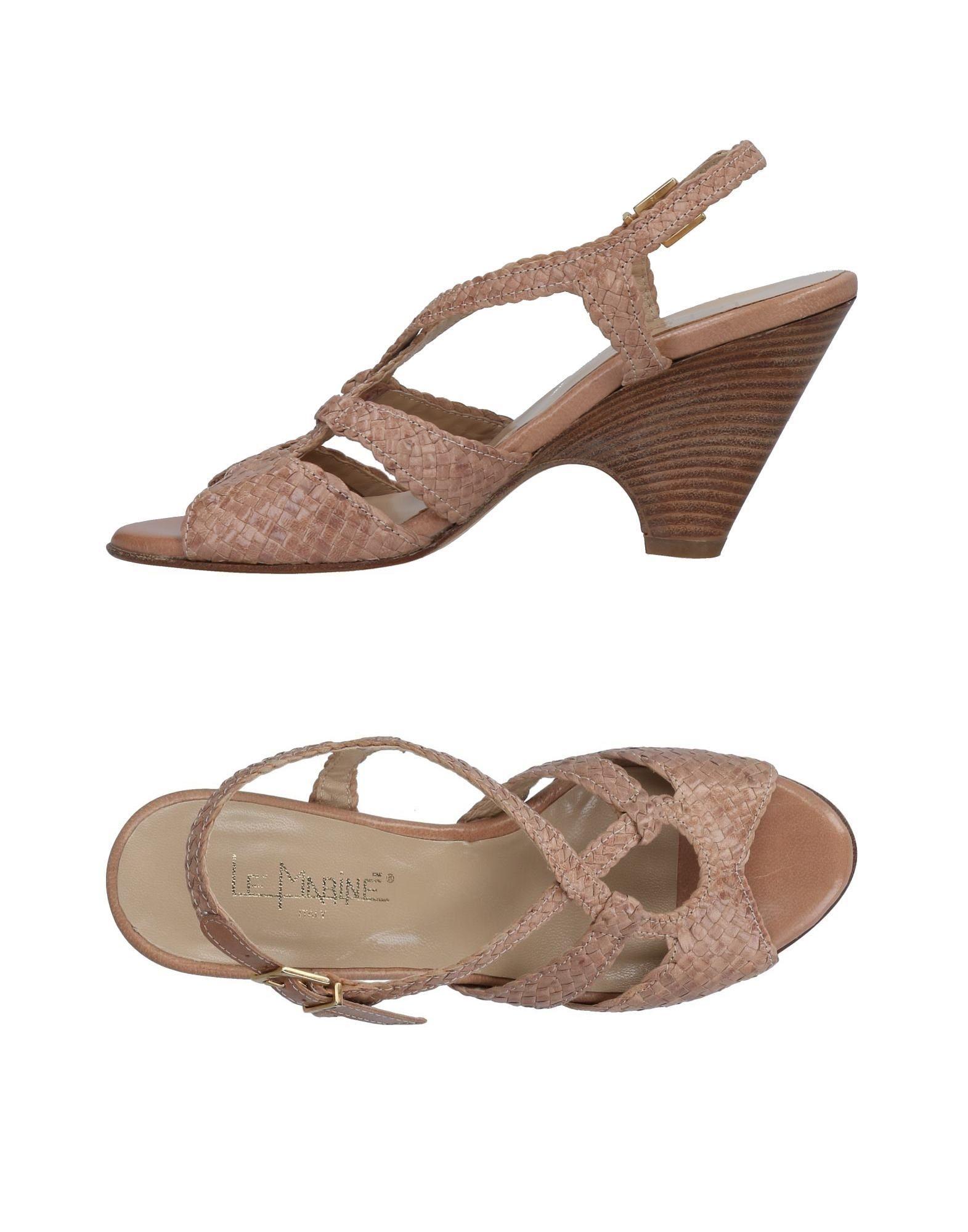 Le Marinē Sandalen Damen 11486591DK Gute Qualität beliebte Schuhe