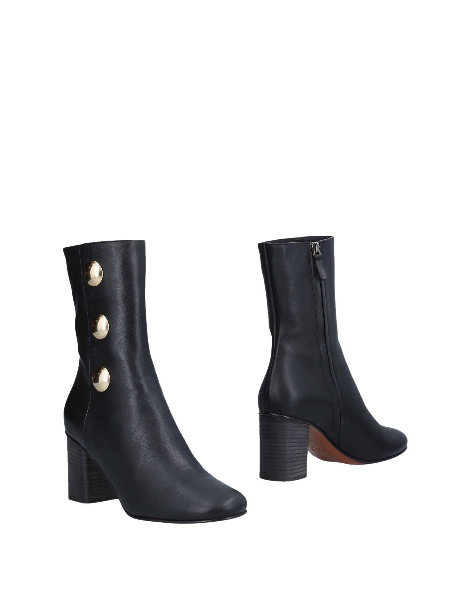 Chloé Stiefelette Damen  11486626NPGünstige gut aussehende Schuhe