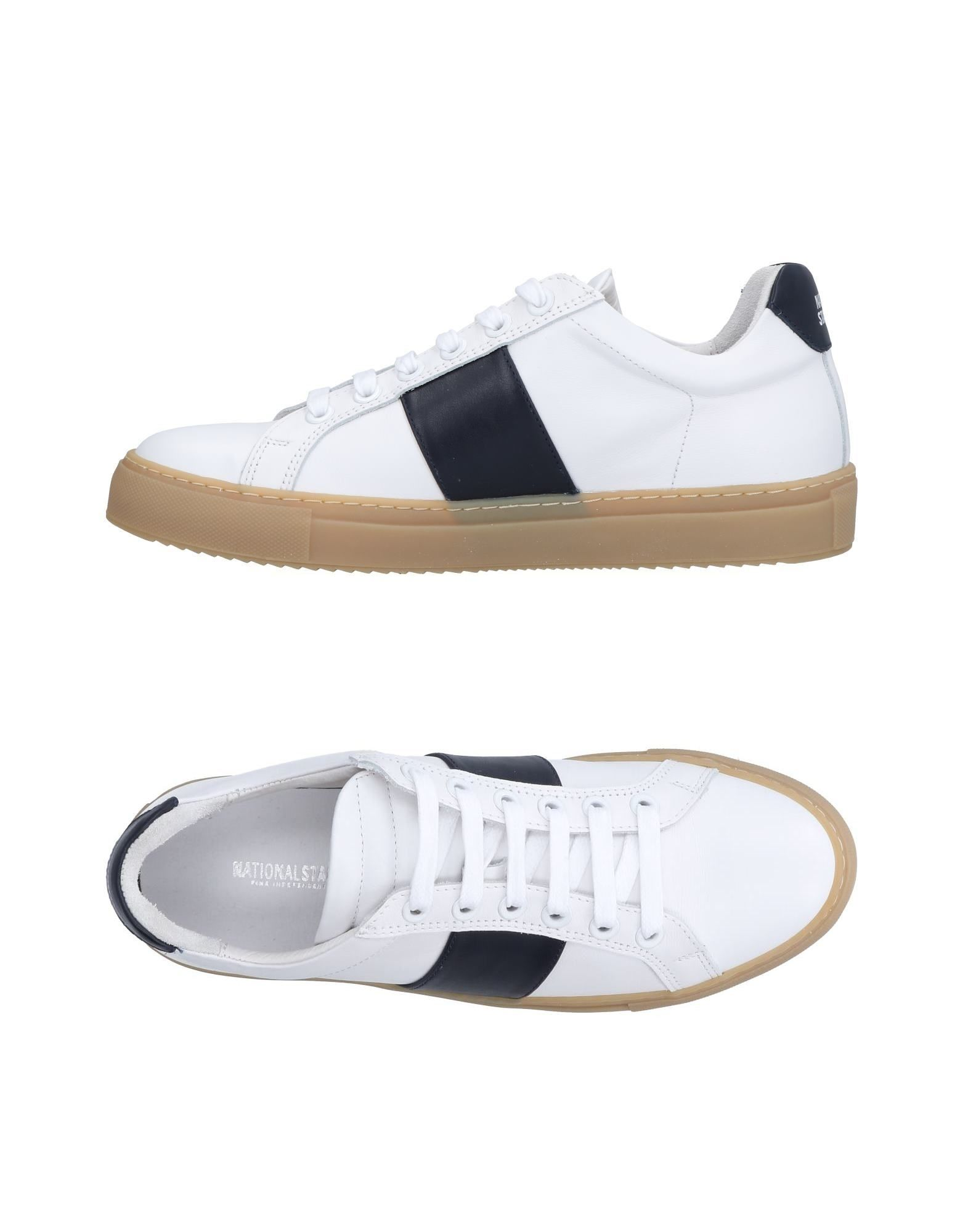 Sneakers National Standard Homme - Sneakers National Standard  Blanc Remise de marque