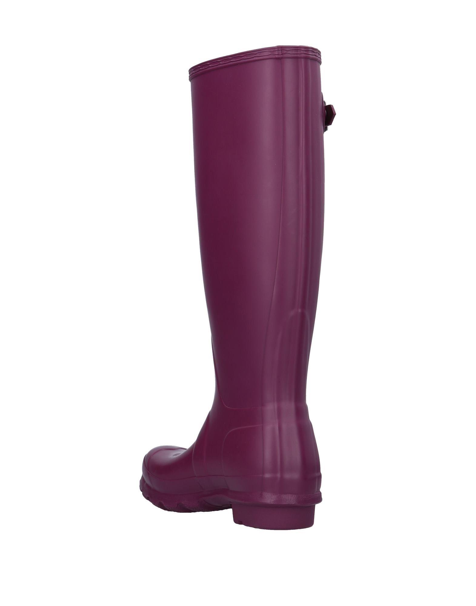 Hunter Stiefel beliebte Damen  11486693VH Gute Qualität beliebte Stiefel Schuhe 84d080