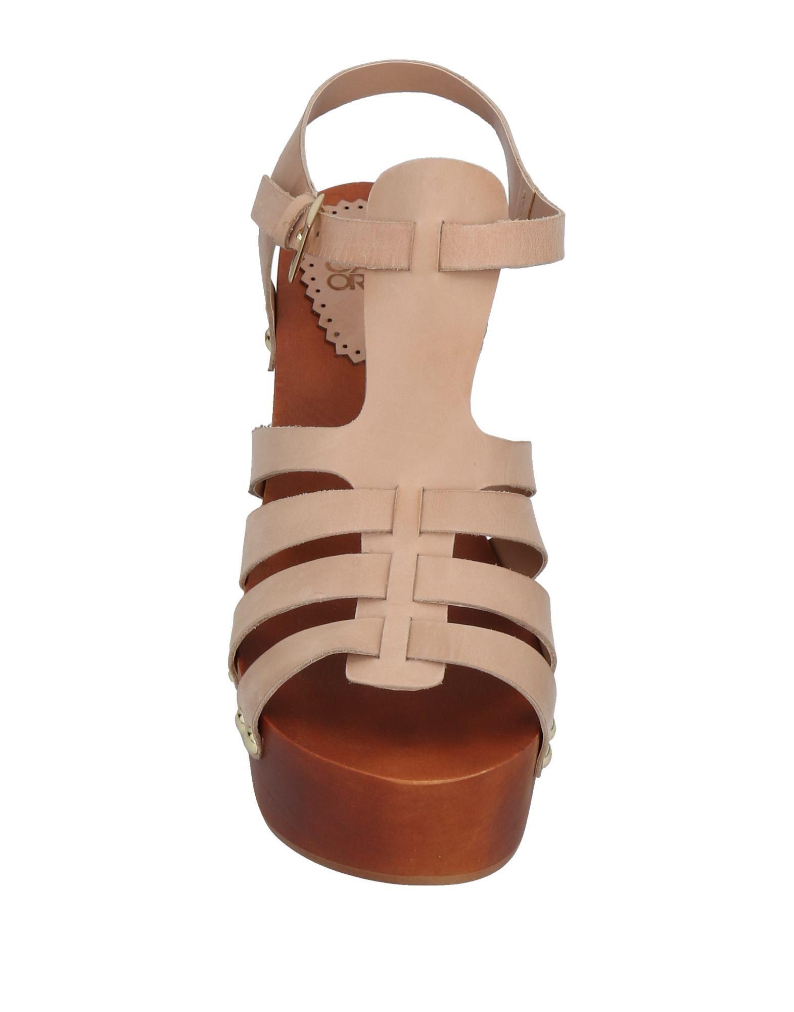 Colors Of California Sandalen Damen  11486747LI Gute Qualität beliebte Schuhe