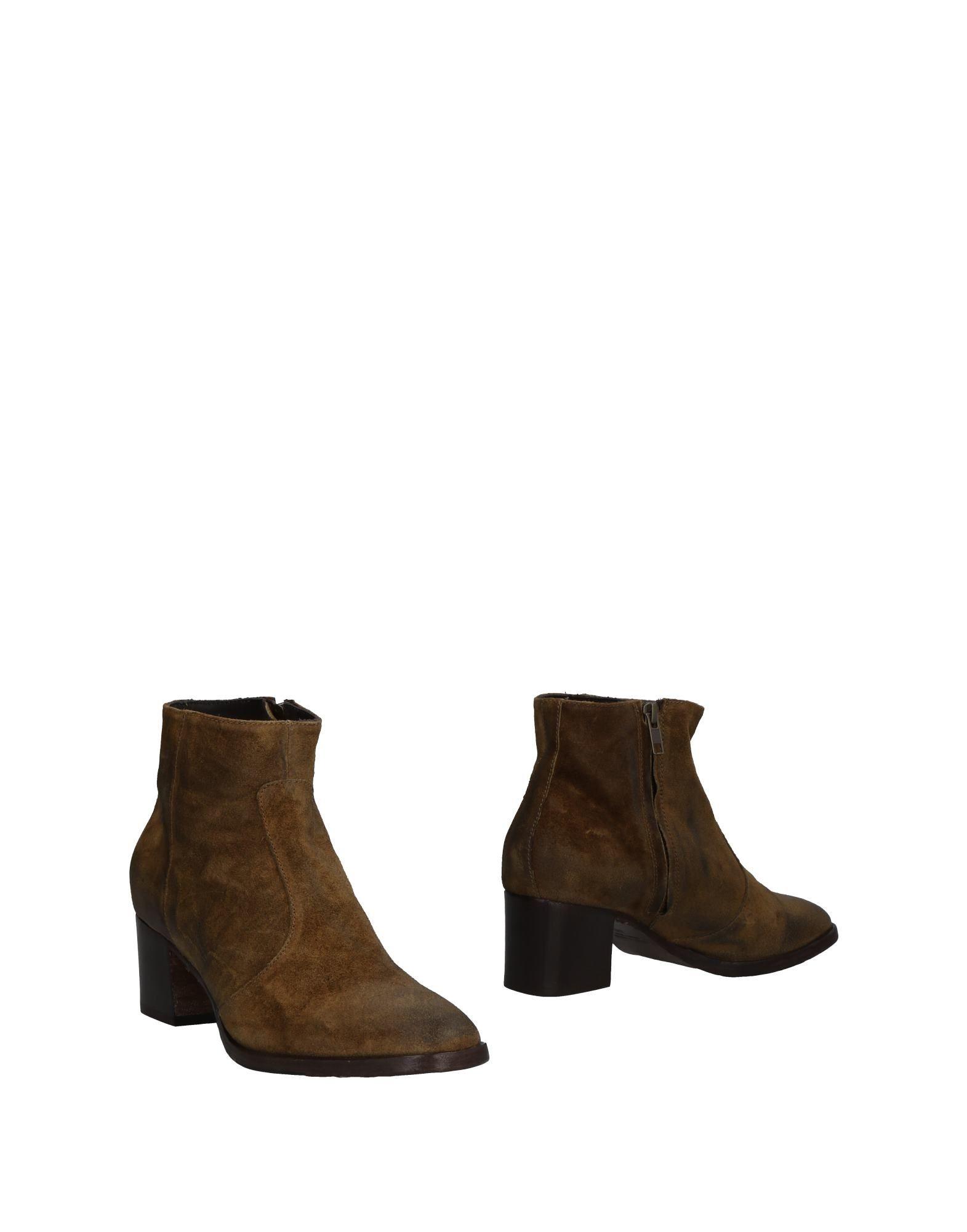 Stilvolle billige Schuhe Shoe Bar Stiefelette Damen  11486765WD