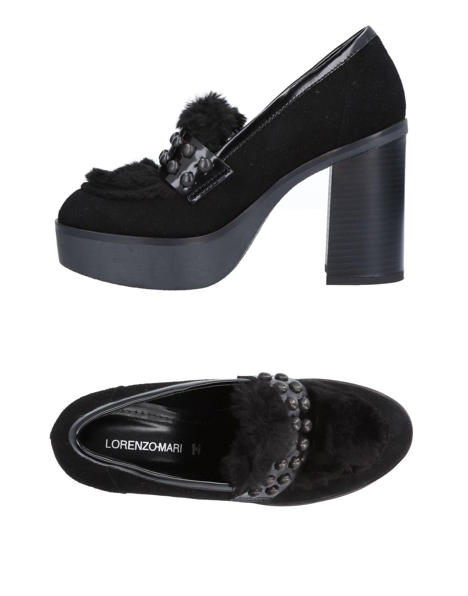 Lorenzo Mari Mokassins Damen  11486777LE Gute Schuhe Qualität beliebte Schuhe Gute 785482