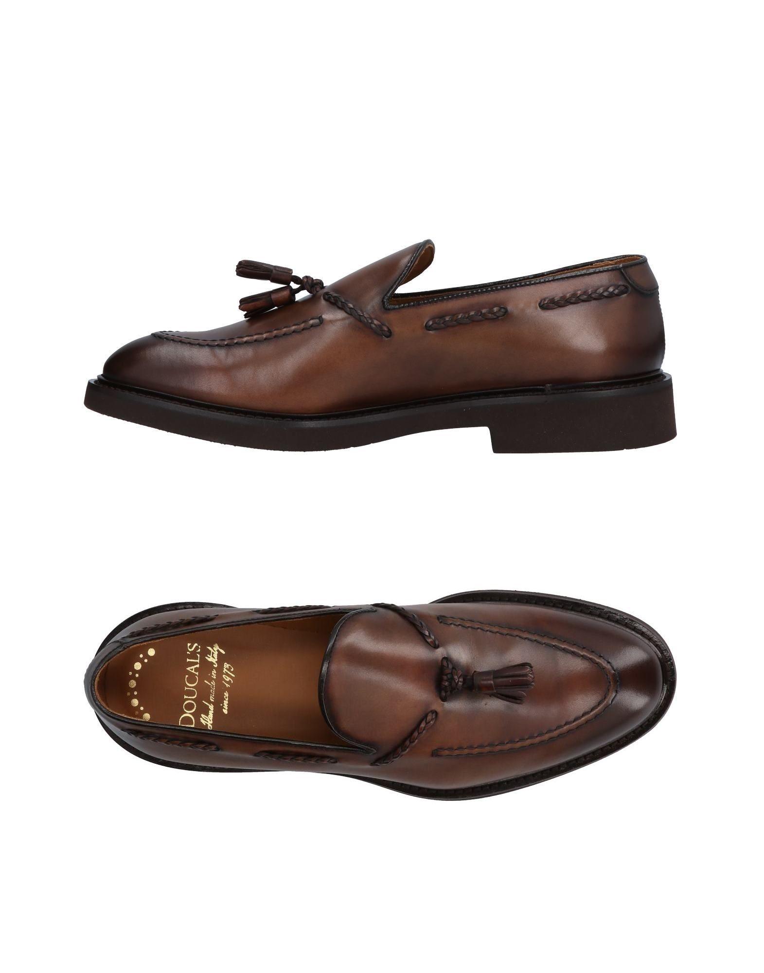 Günstige und modische Schuhe Doucal's Mokassins Herren  11486799GO