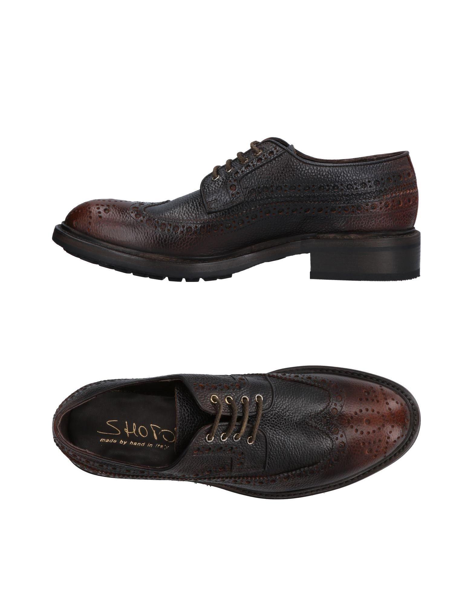 Shoto Schnürschuhe Herren  11486820NN Gute Qualität beliebte Schuhe