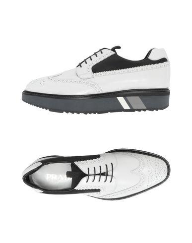 Chaussures À Lacets Prada Homme - Chaussures À Lacets Prada sur YOOX ... bd95f610155a