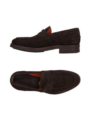 Zapatos con descuento Mocasín Santoni Hombre - Café Mocasines Santoni - 11486862VA Café - 6e0d46
