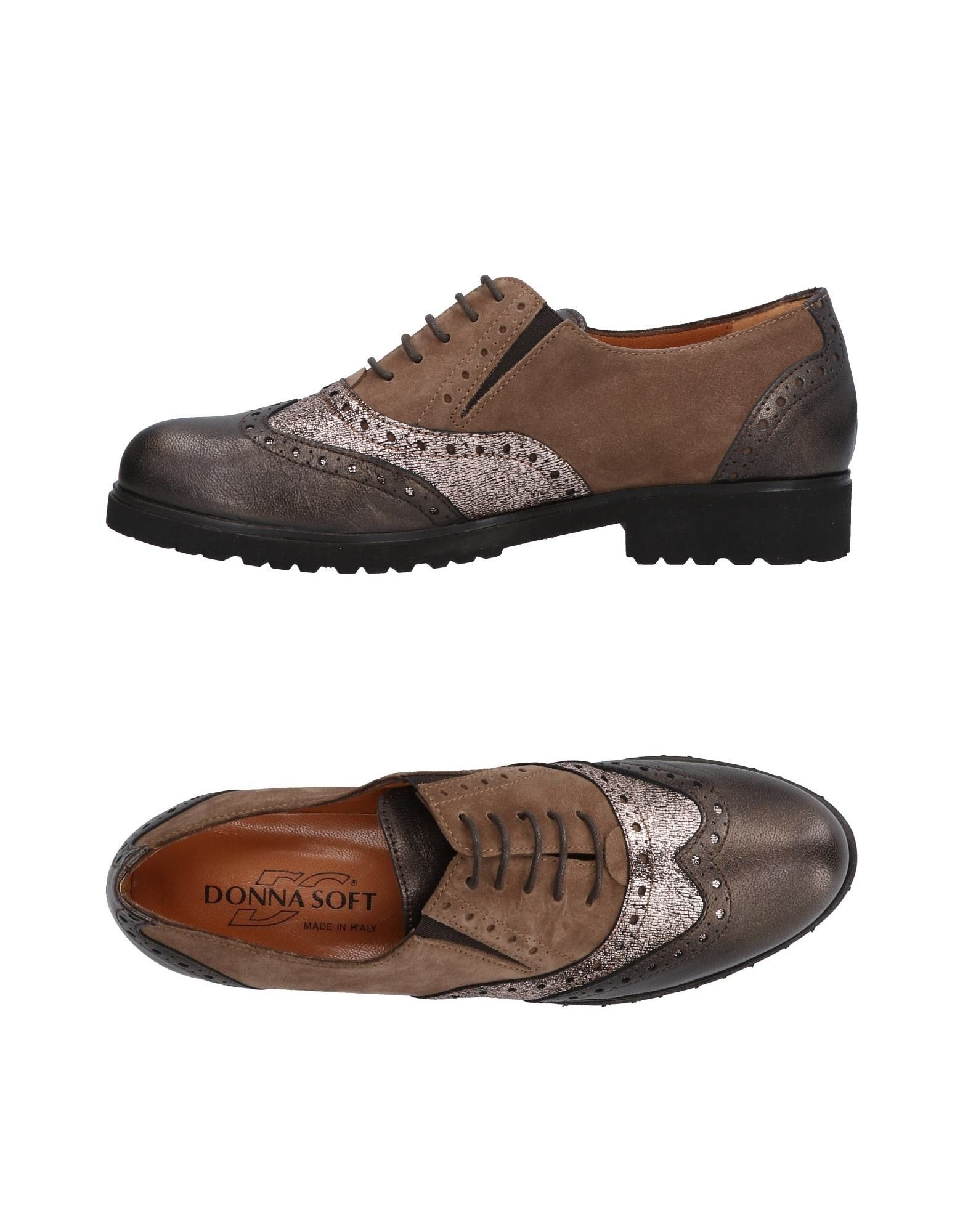 Donna Soft Schnürschuhe Damen  11486863NB Gute Qualität beliebte Schuhe
