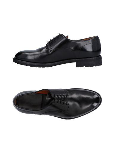 Zapatos con descuento Zapato De Cordones Santoni Hombre Santoni - Zapatos De Cordones Santoni Hombre - 11486869MV Negro cbec9e