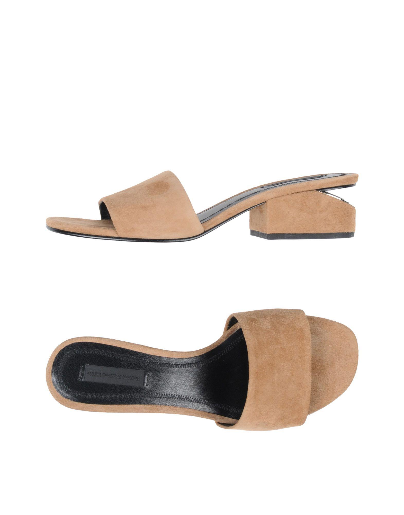 Alexander Wang Wang Sandals - Women Alexander Wang Wang Sandals online on  Canada - 11486875WF 1fea71