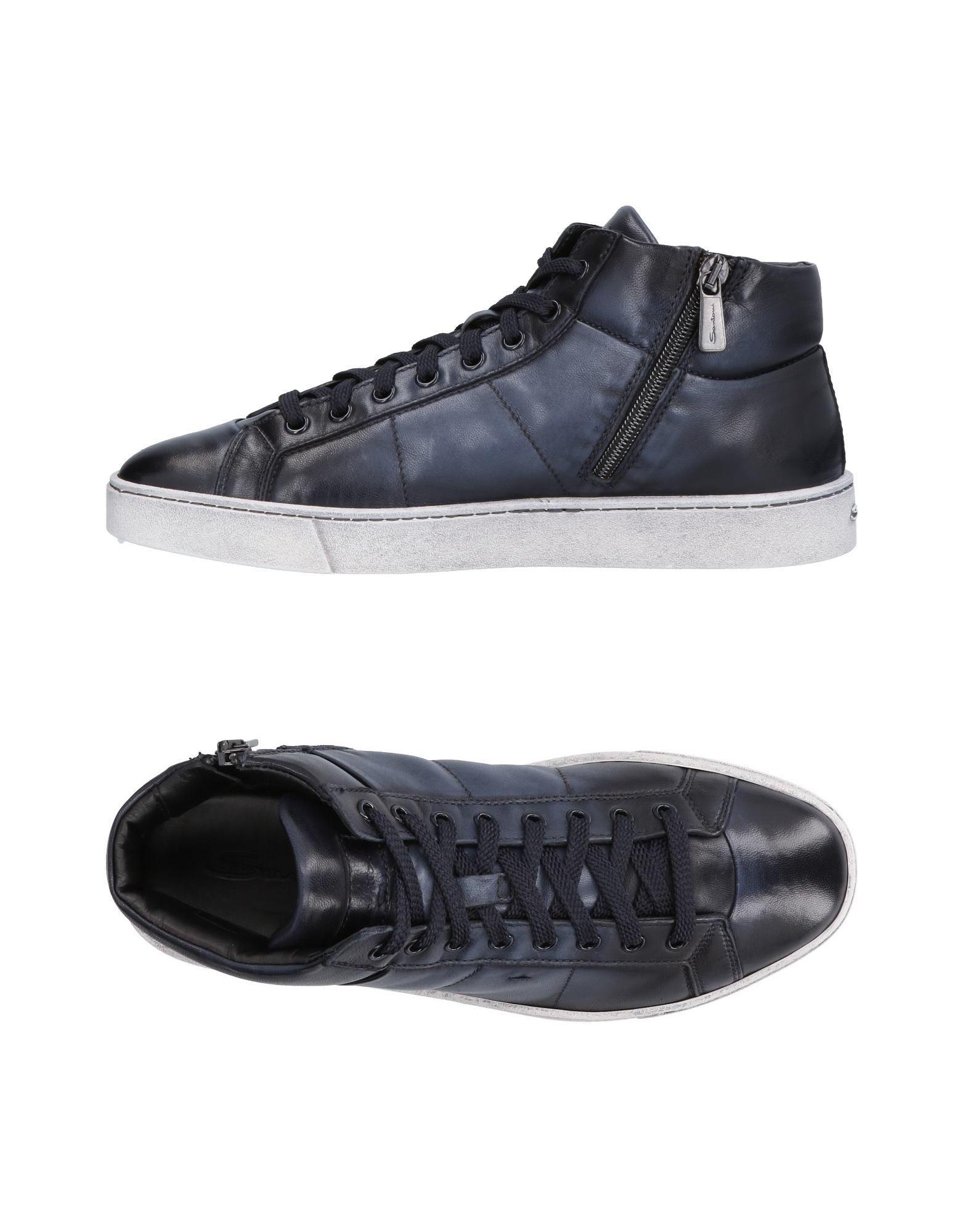 Santoni Sneakers Herren  11486885MU Gute Qualität beliebte Schuhe