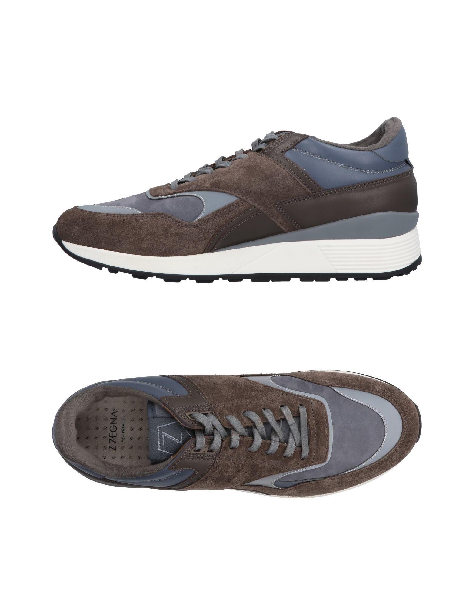 Moda Sneakers Zzegna Uomo - 11486951QH