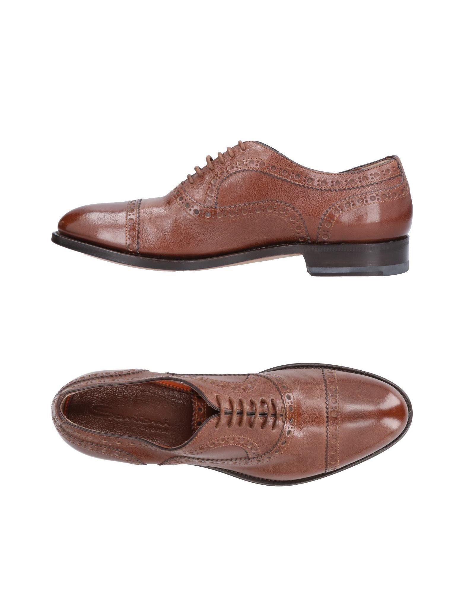 Santoni Schnürschuhe Herren  11486976LC Gute Qualität beliebte Schuhe