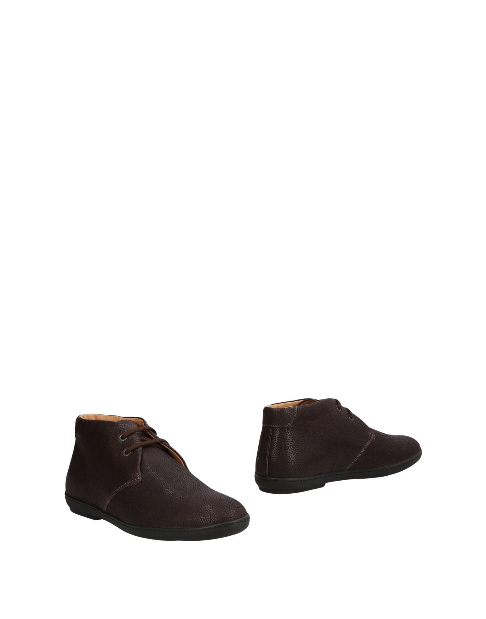 Günstige und modische Schuhe Santoni Stiefelette Herren  11487000KM