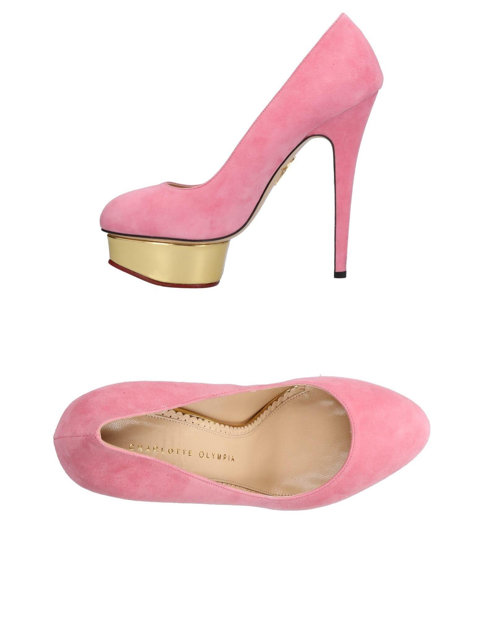 Rabatt Schuhe Charlotte Olympia Pumps Damen  11487021XW