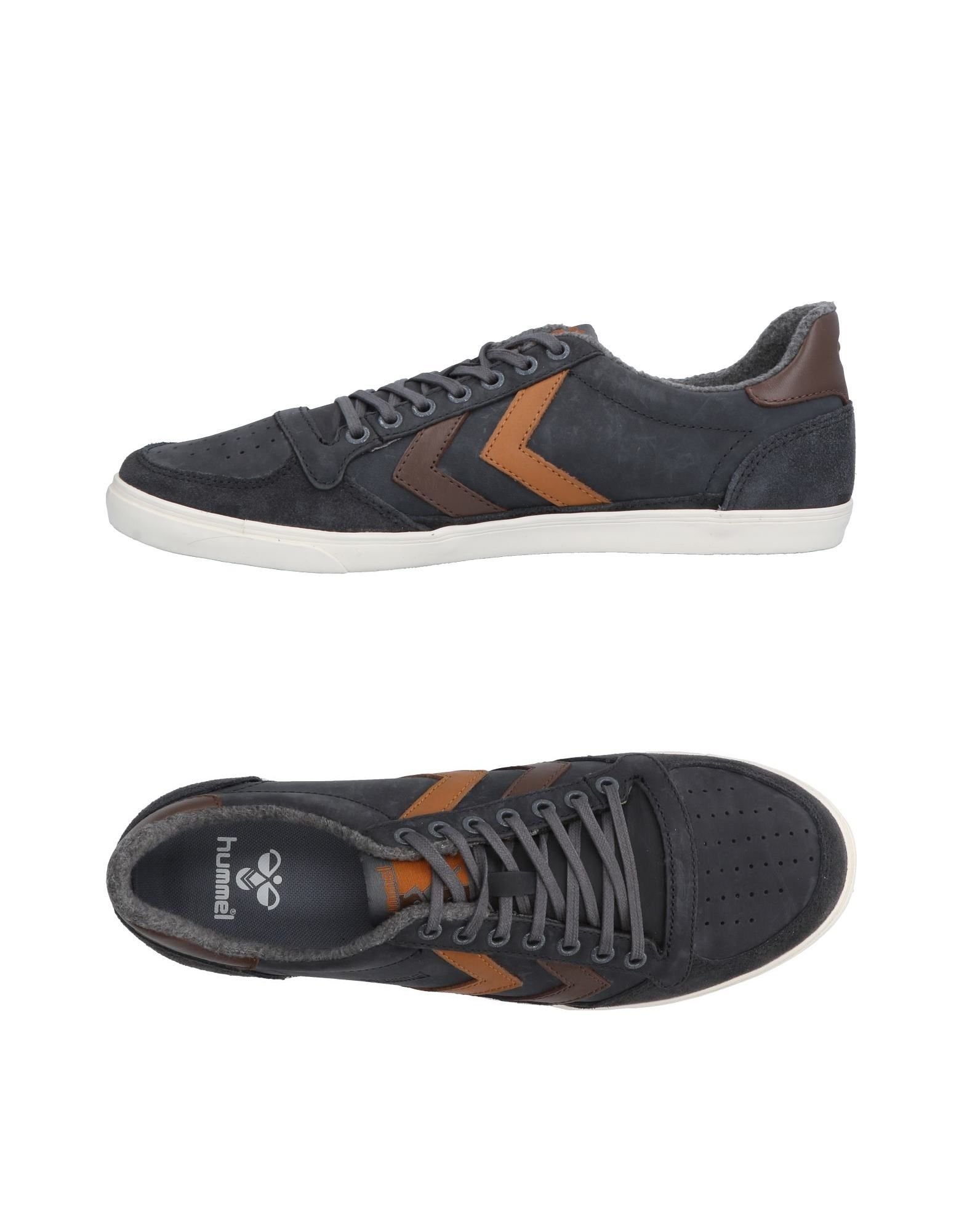 Rabatt echte Schuhe Hummel Sneakers Herren  11487037TS